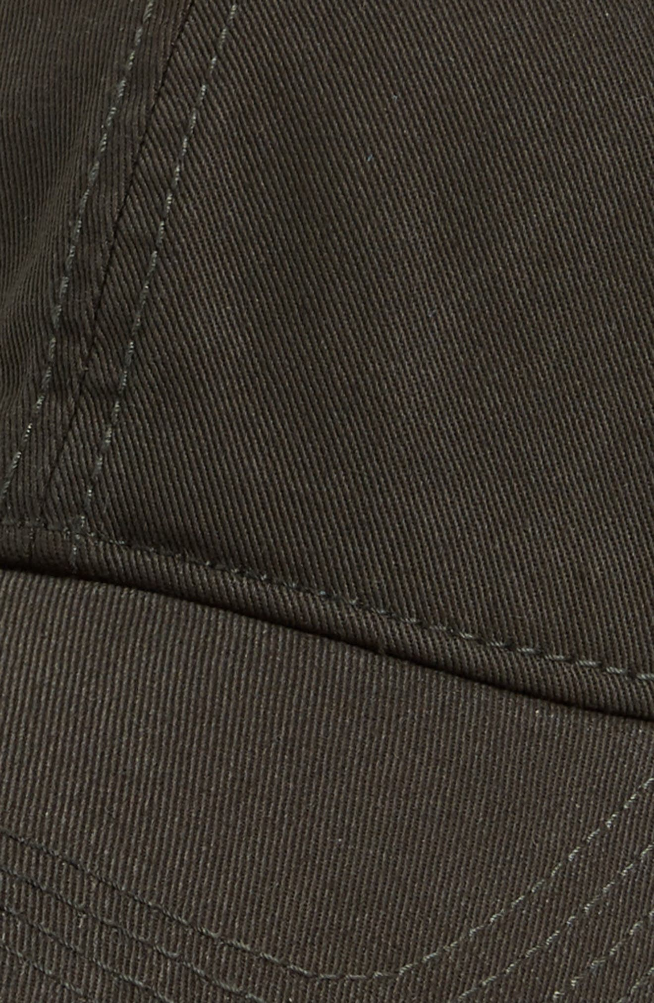 'Classic' Cap,                             Alternate thumbnail 3, color,                             Sherwood