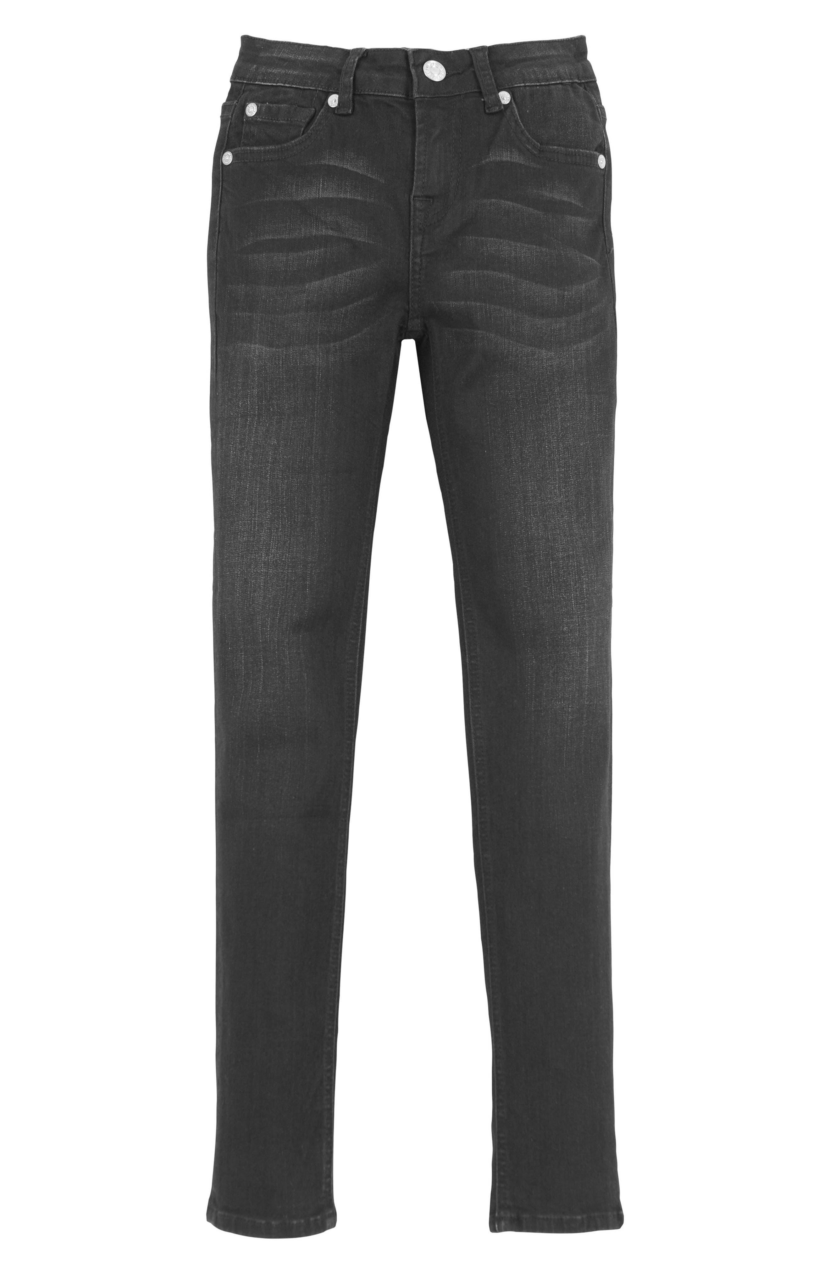 Main Image - 7 For All Mankind® Slimmy Slim Fit Jeans (Little Boys)