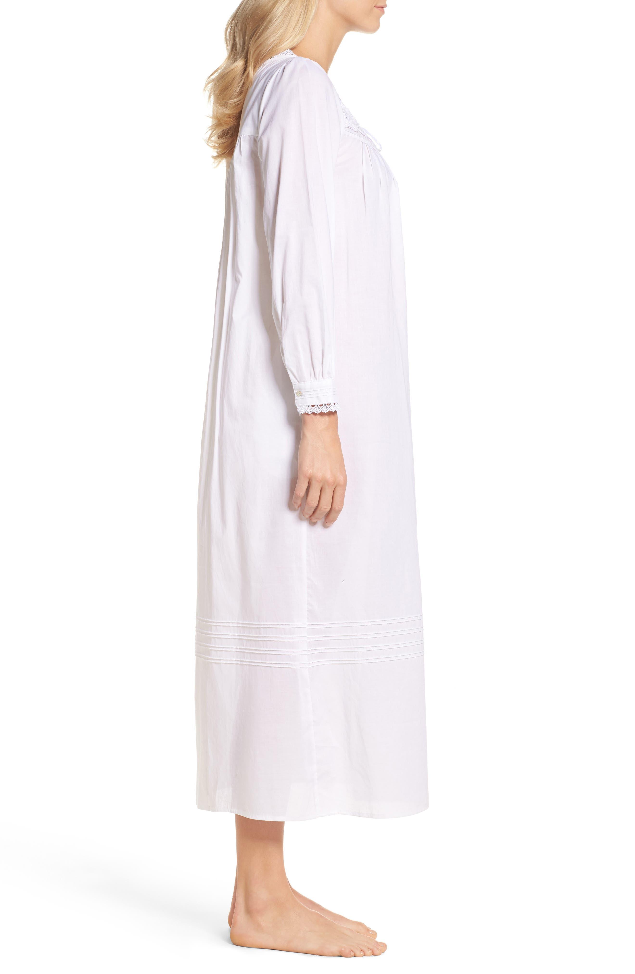 Alternate Image 3  - Eileen West Ballet Nightgown