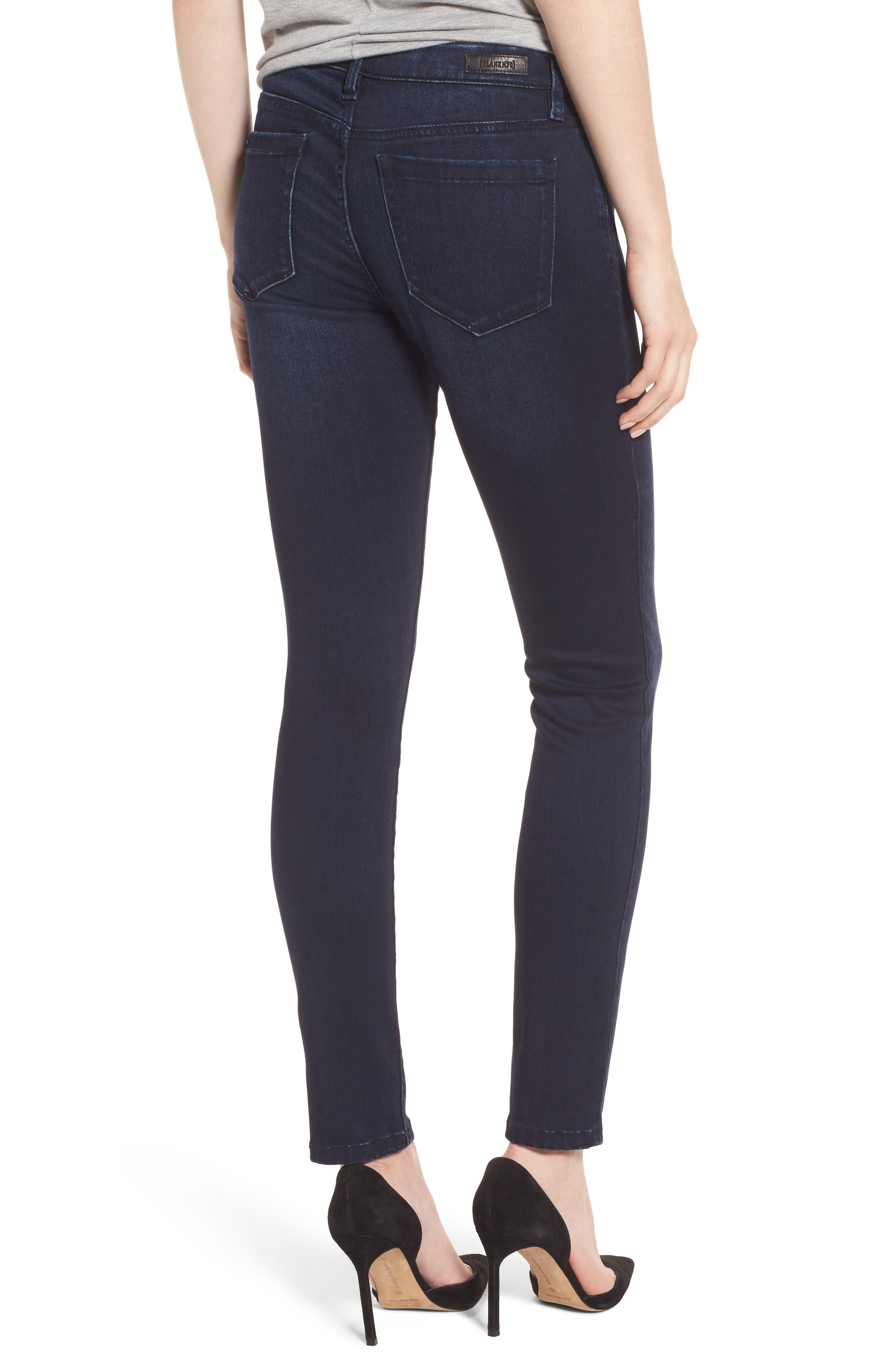 Alternate Image 2  - BLANKNYC Stretch Skinny Jeans (Junk Brain)