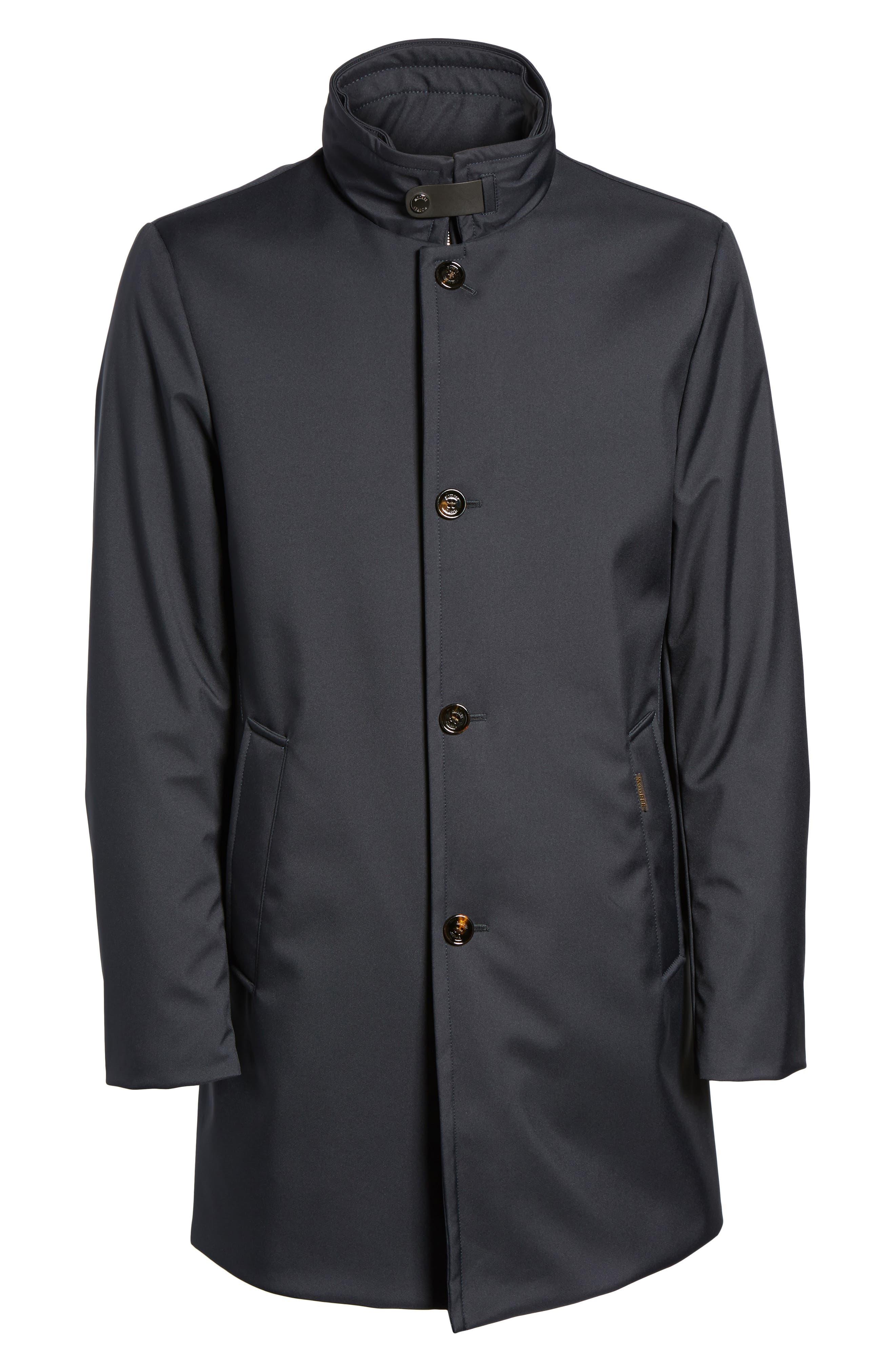 Alternate Image 6  - MooRER Bond Water-Repellent Coat