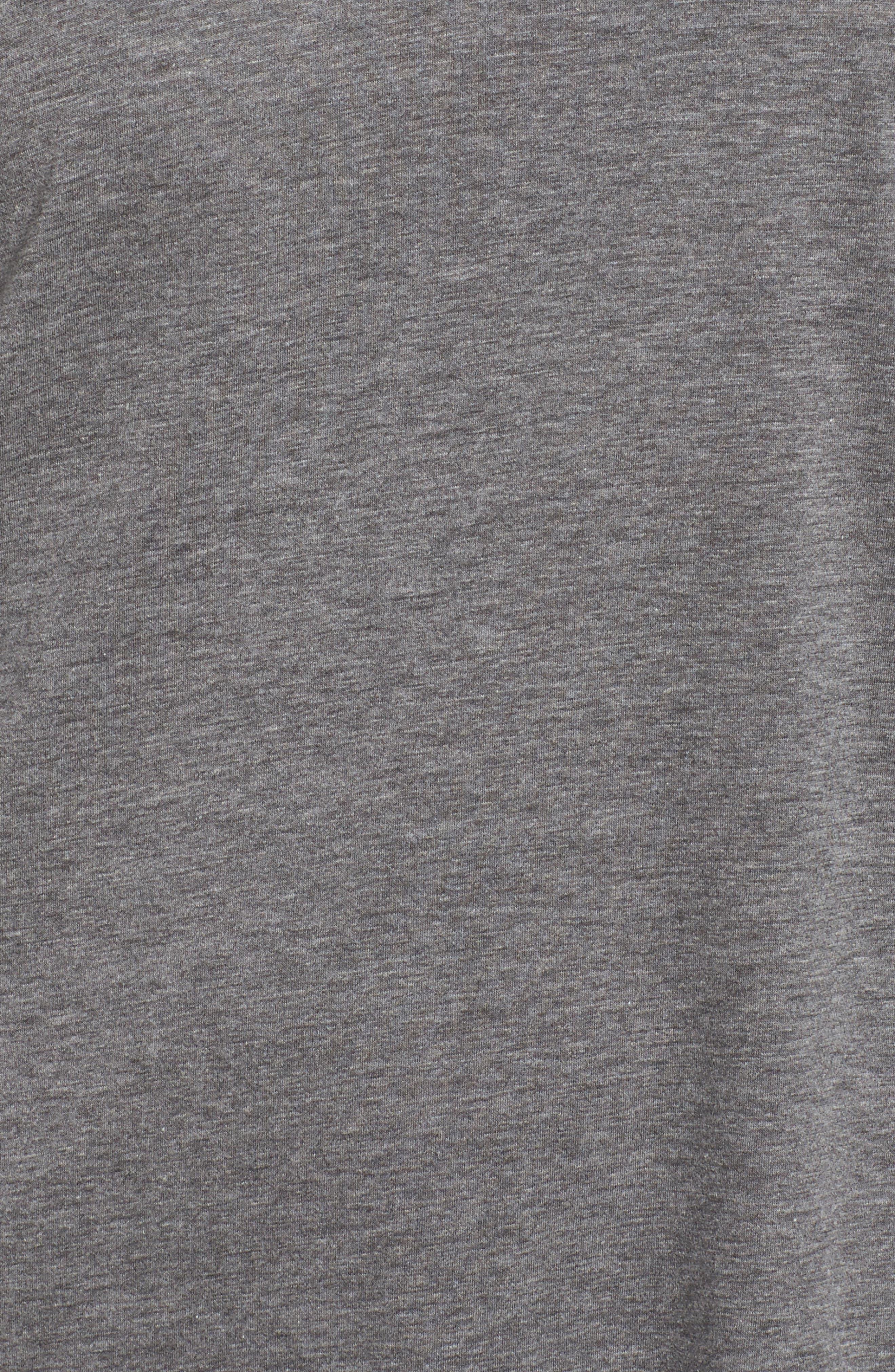 Alternate Image 6  - Hanro Laura Jersey Sleep Shirt
