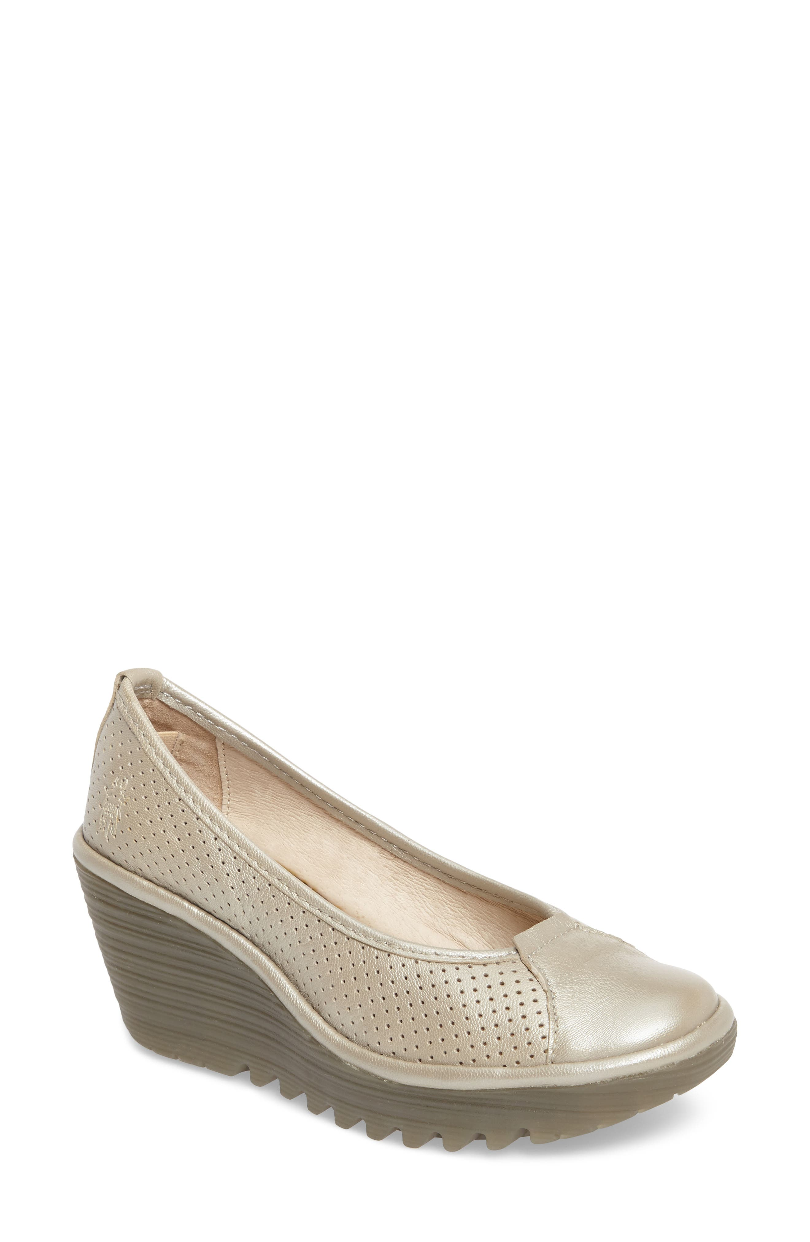 Fly London Yuzi Wedge (Women)