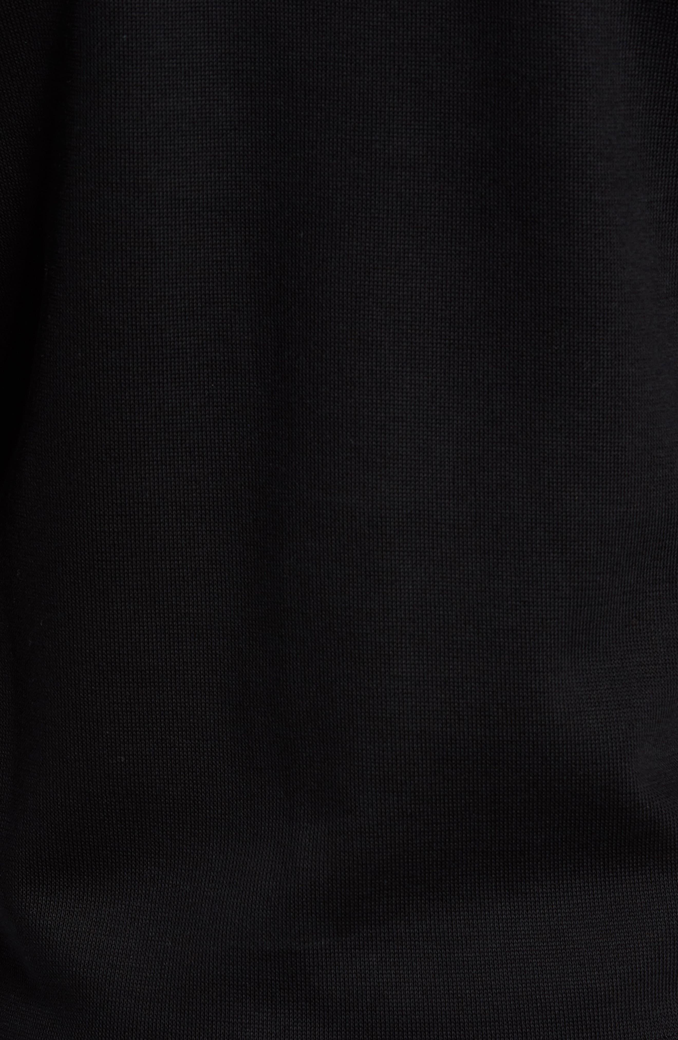 Alternate Image 5  - BOSS C-Piceno Quarter Zip Fleece Pullover