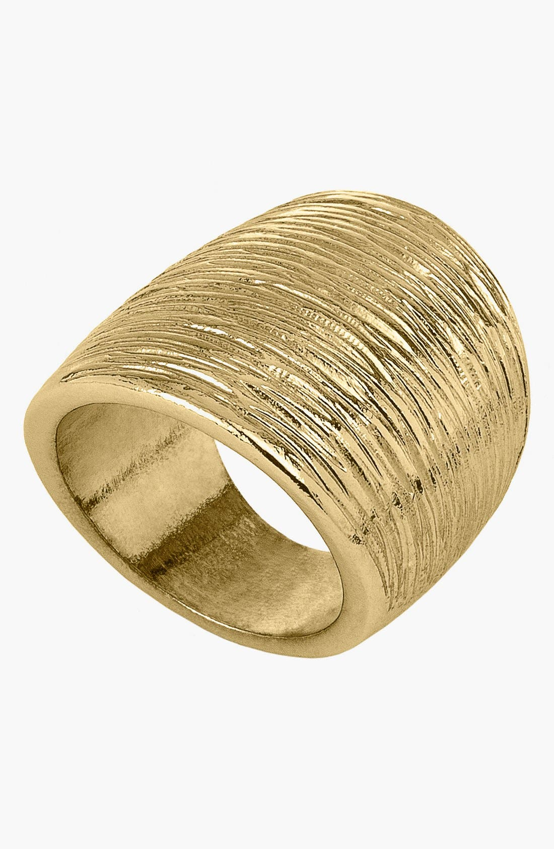 Alternate Image 1 Selected - Sam Edelman Etched Ring