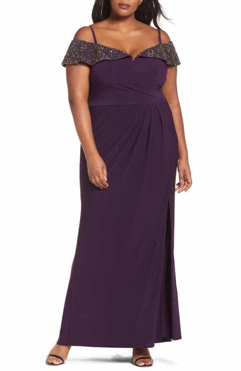 Women S Formal Plus Size Dresses Nordstrom
