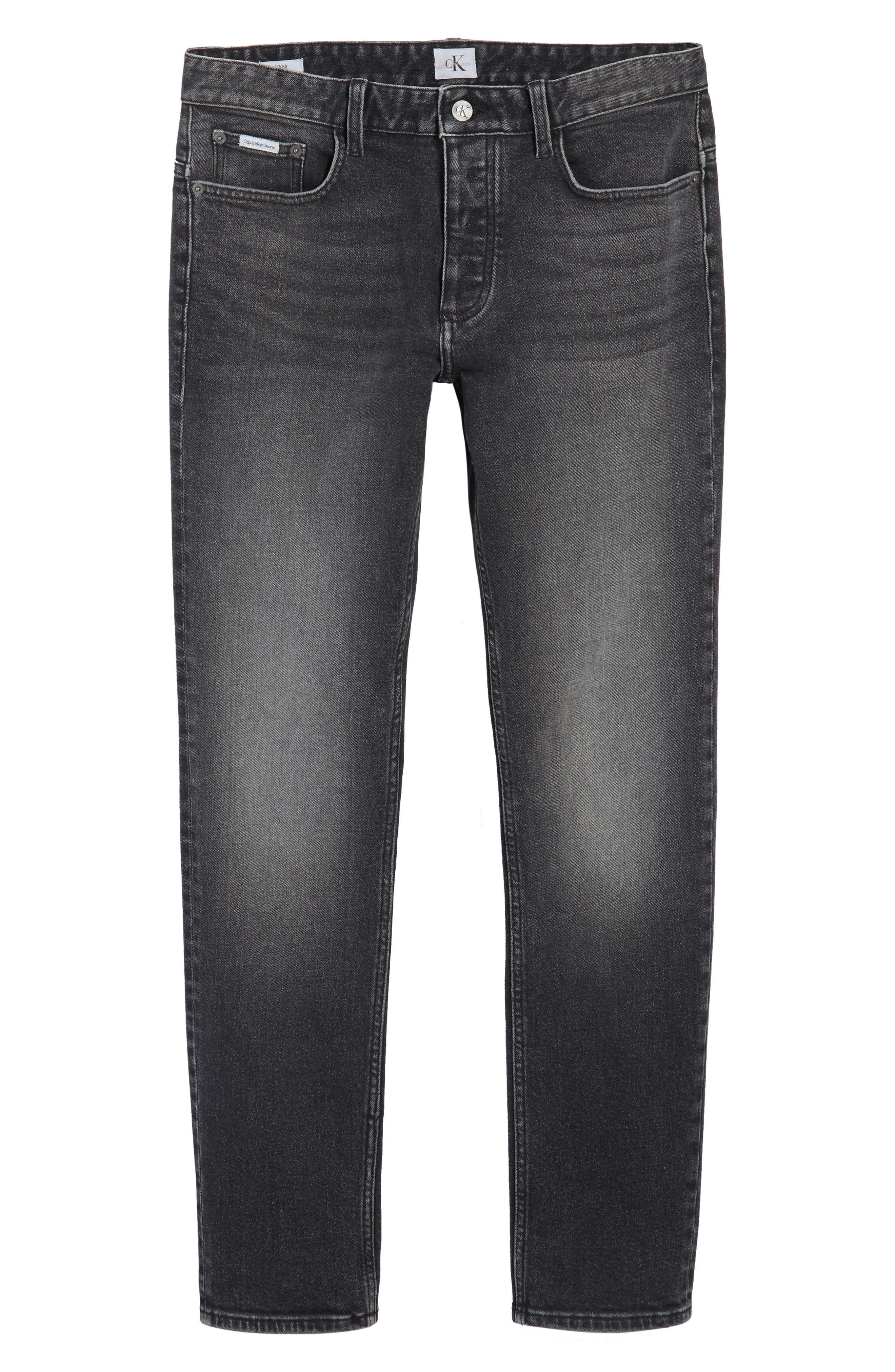 Skinny Jeans,                             Alternate thumbnail 6, color,                             Dark Stone