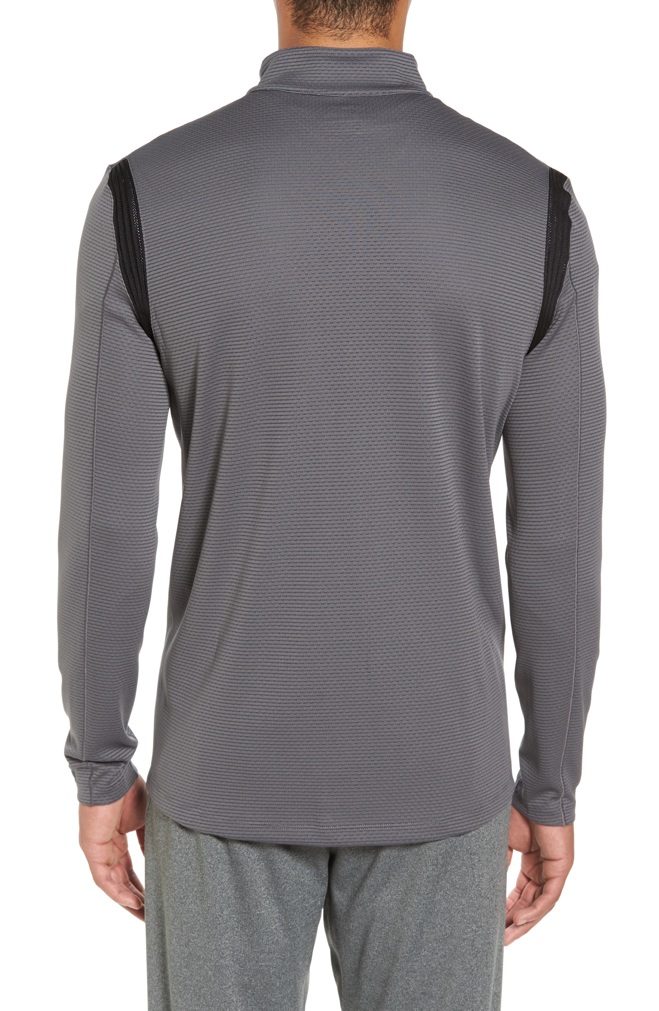 Alternate Image 2  - Nike Arorct Quarter Zip Golf Pullover