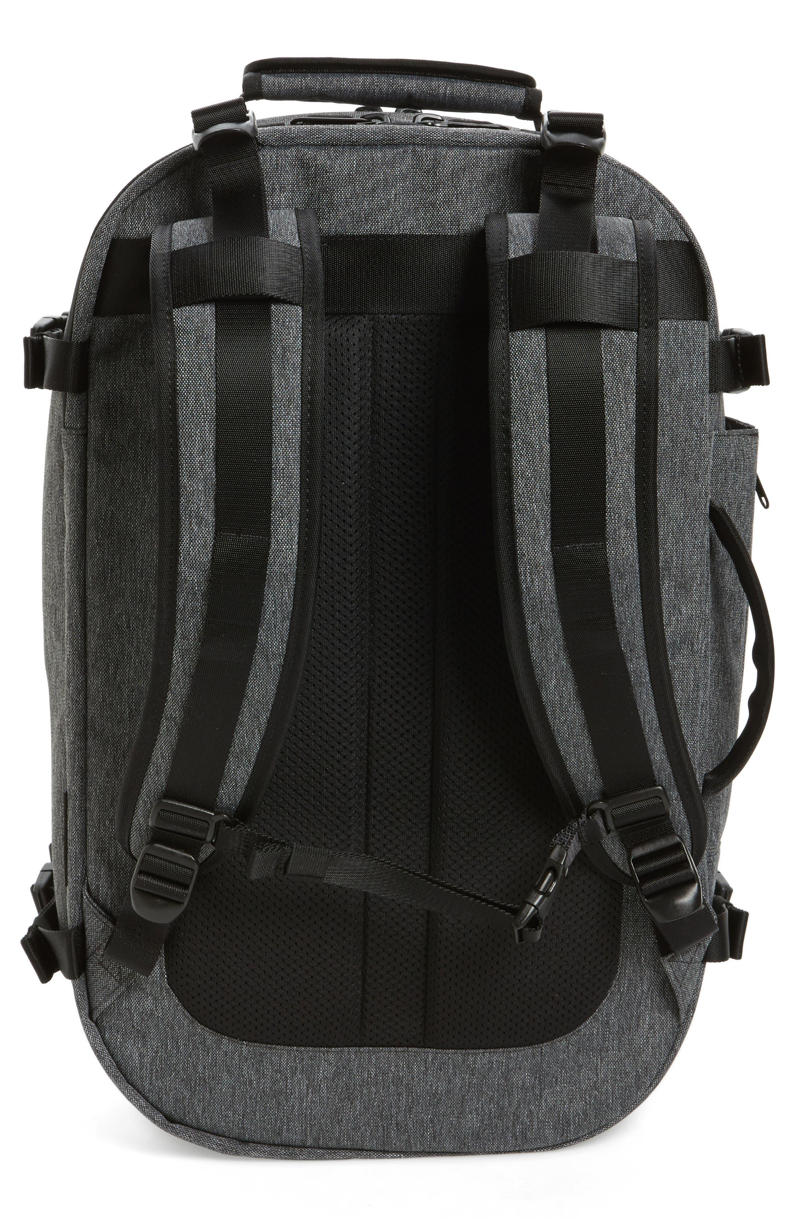 Travel Pack Backpack,                             Alternate thumbnail 3, color,                             Grey