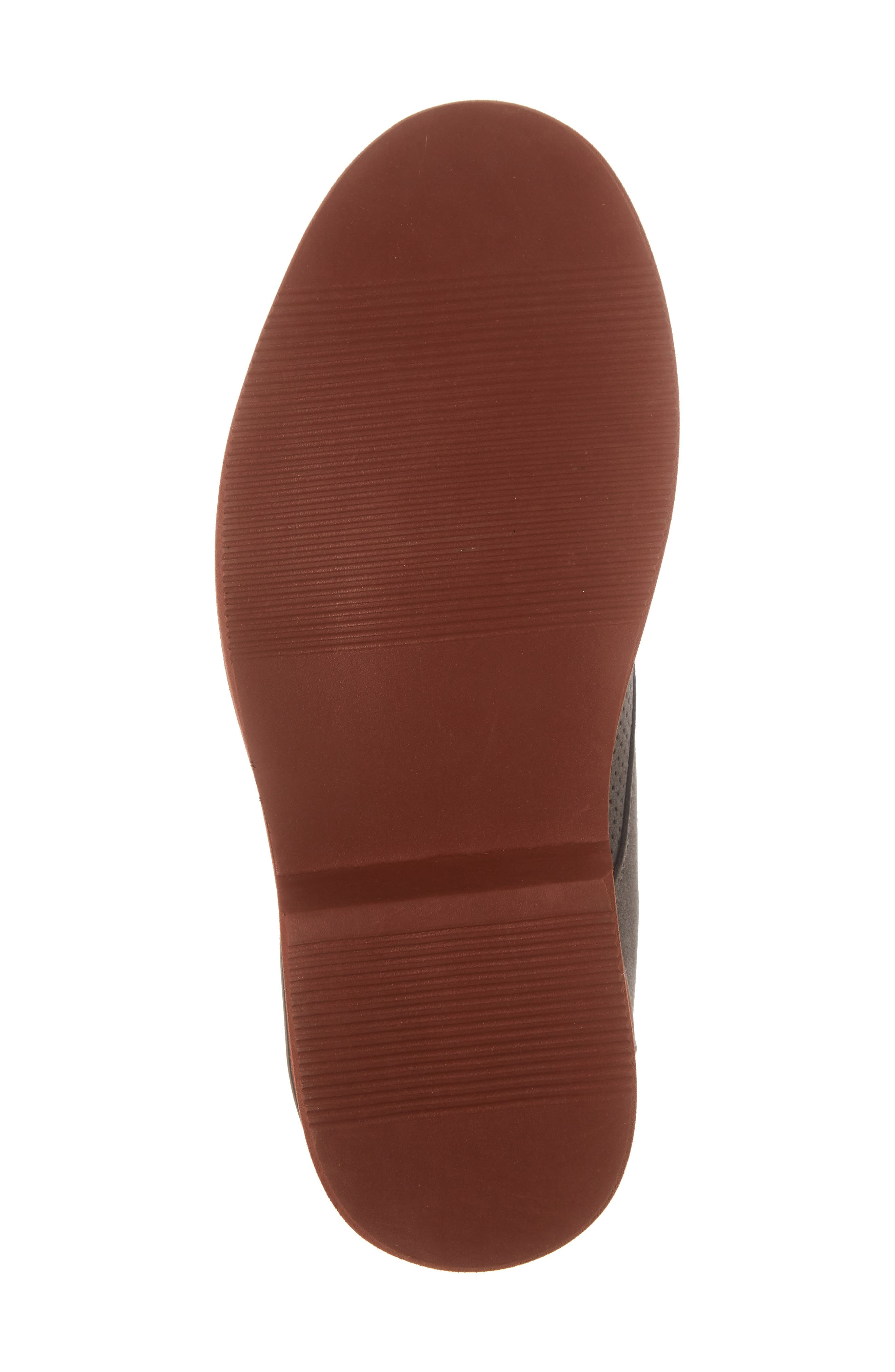 Alternate Image 6  - Steve Madden Baden Perforated Chukka Shoe (Little Kid & Big Kid)