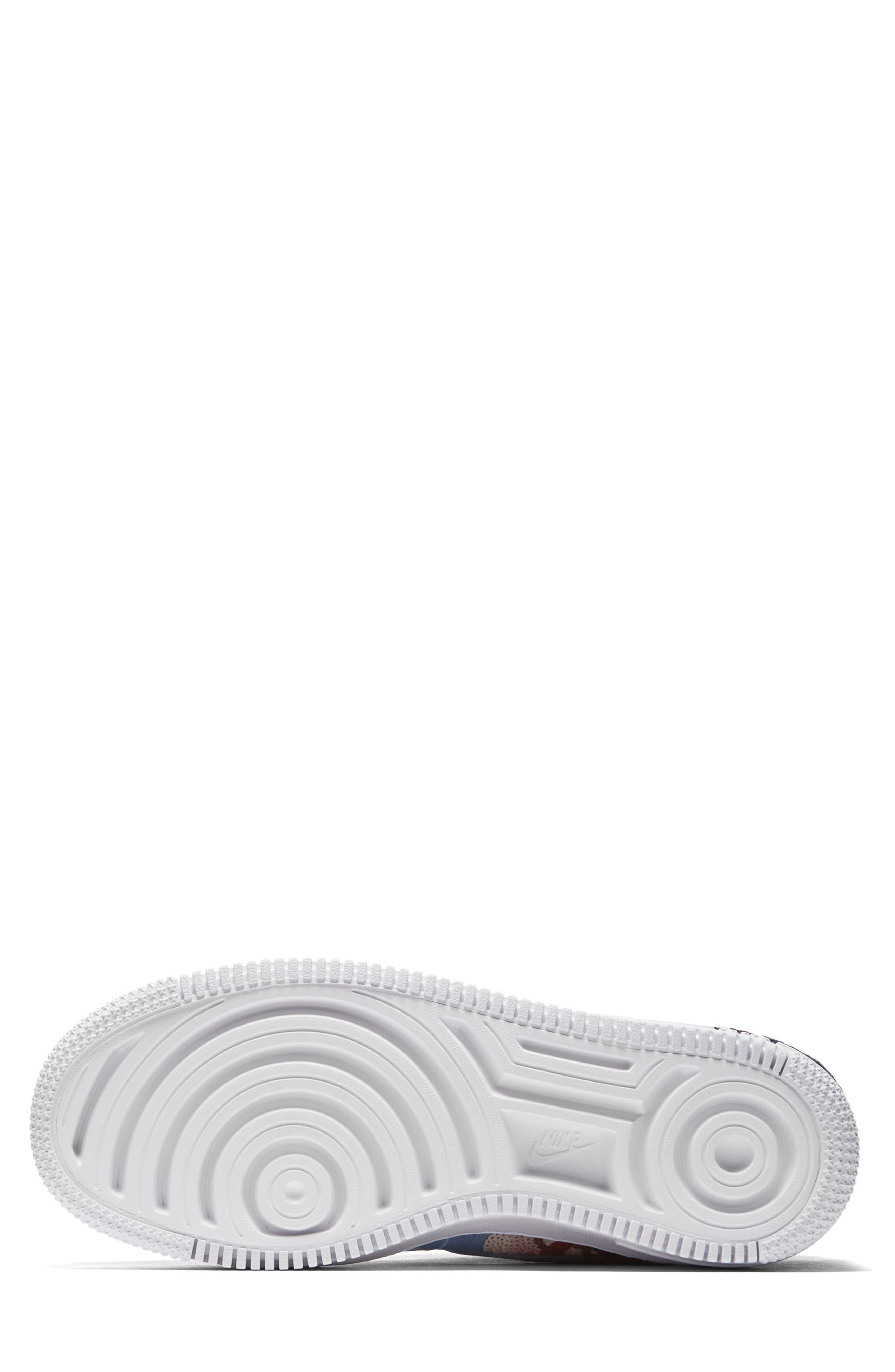Alternate Image 8  - Nike Women's Air Force 1 Upstep LX Shoe (Women)