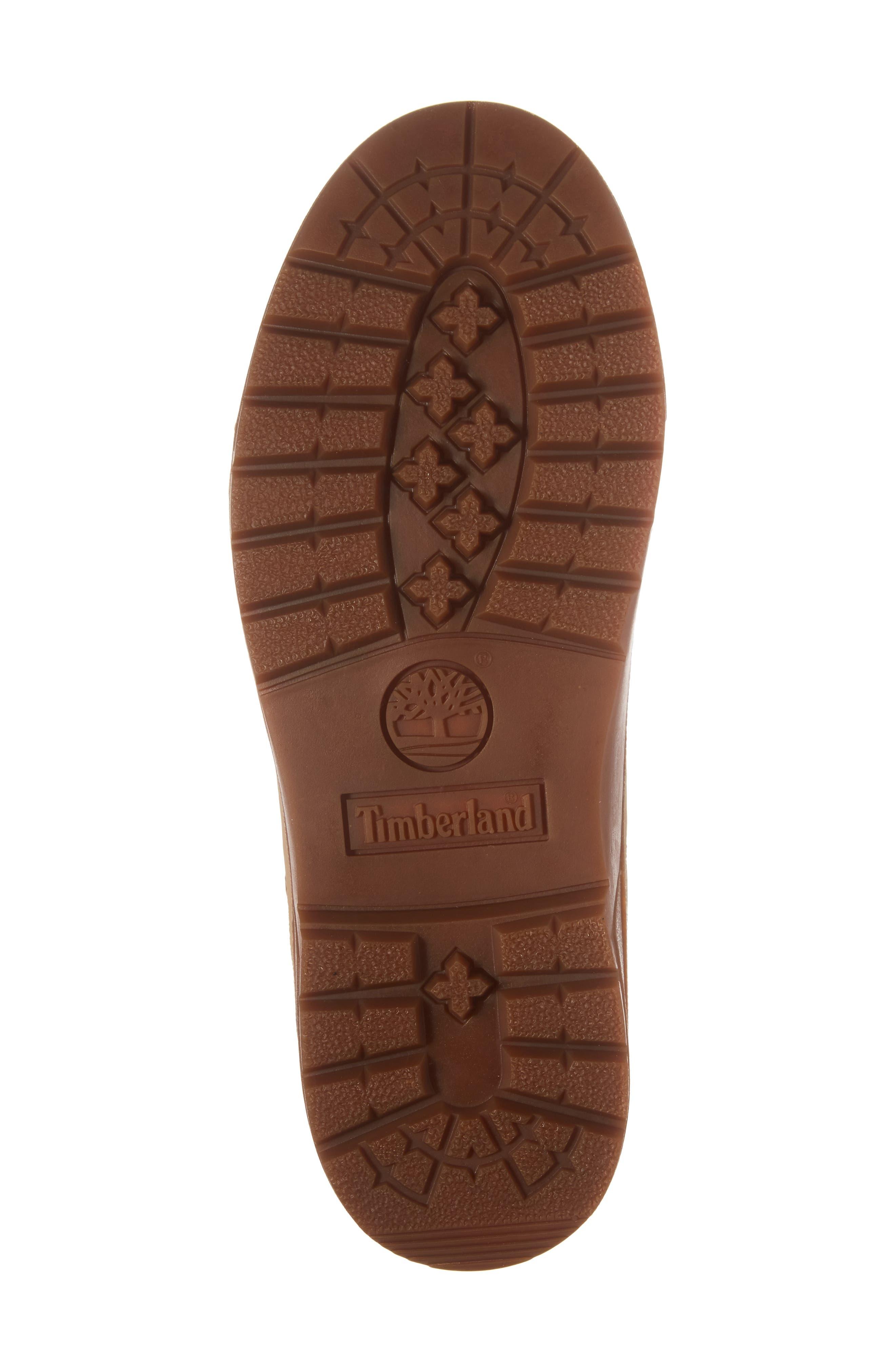 Waterproof Boot,                             Alternate thumbnail 6, color,                             Natural Hoween/ Latigo Leather