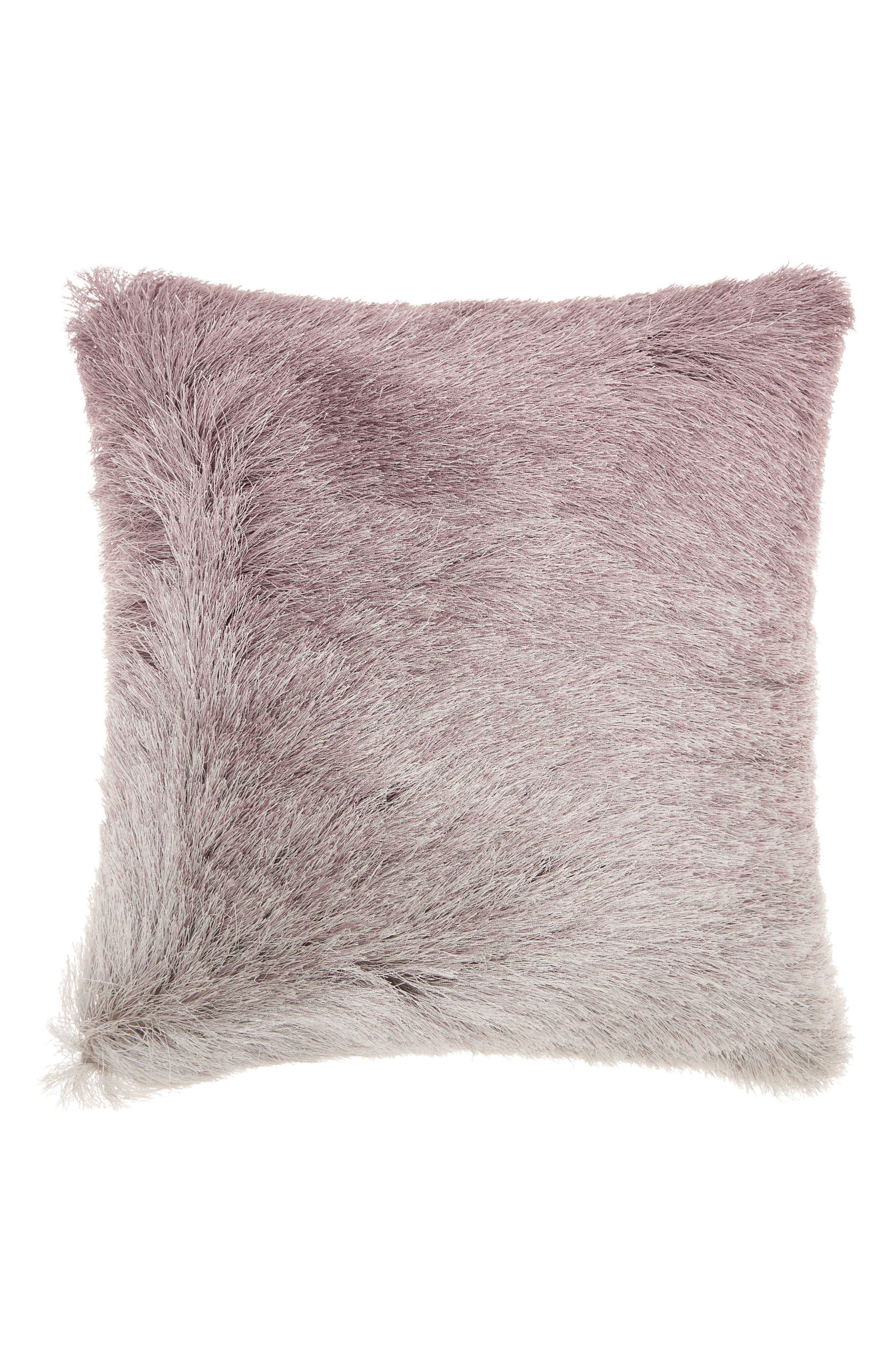 Mina Victory Shag Ombré Pillow
