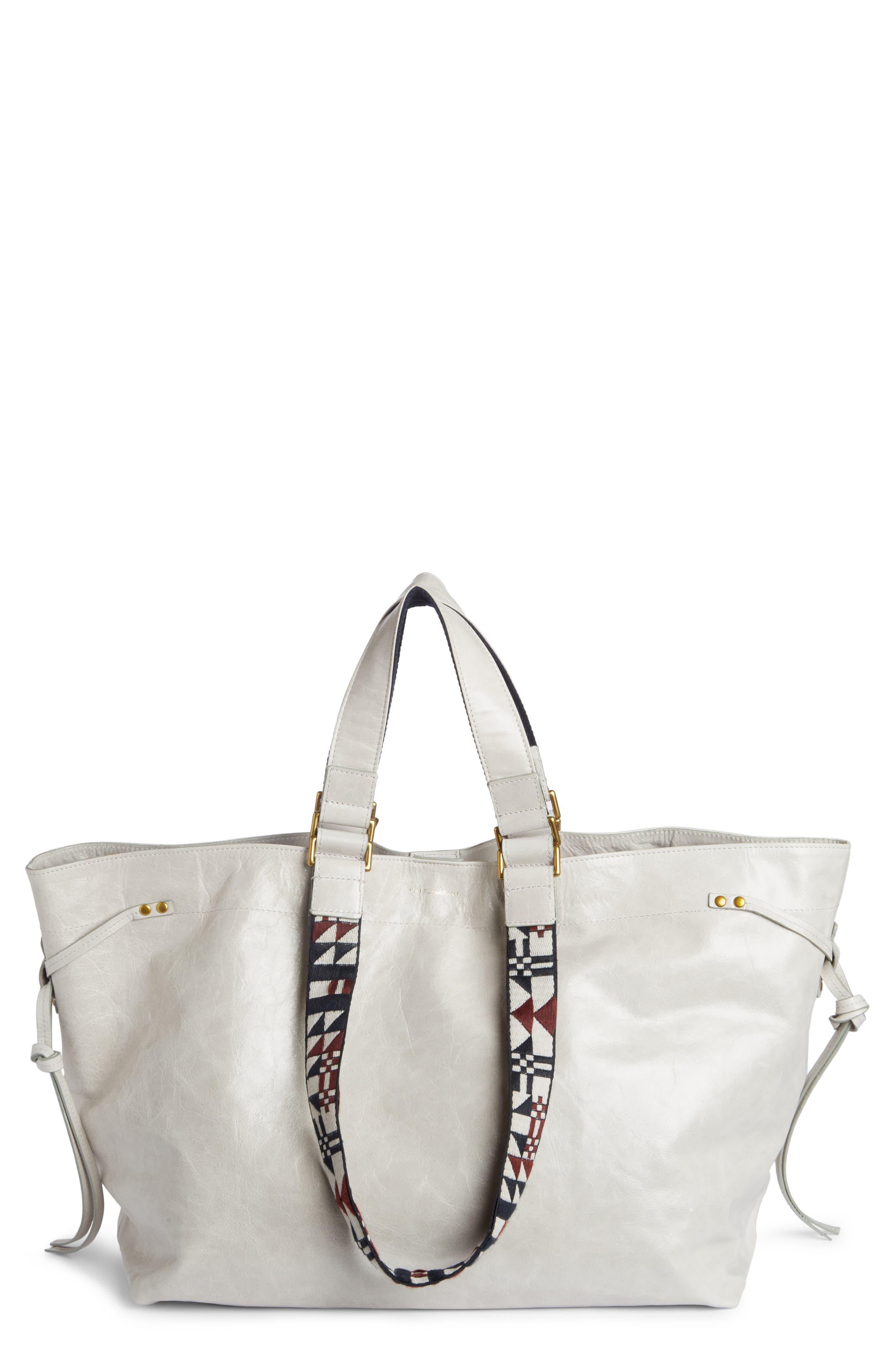 Isabel Marant Wardy Leather Shopper