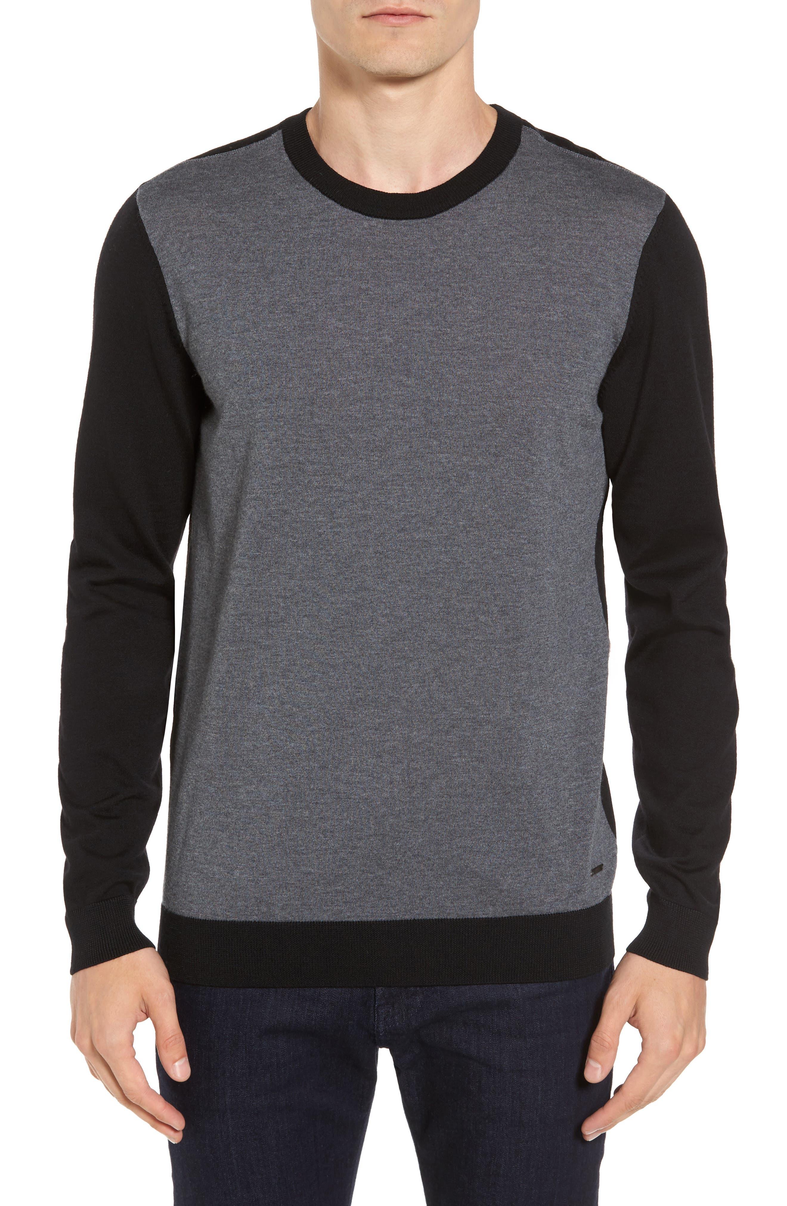 BOSS Nauro Wool Sweater