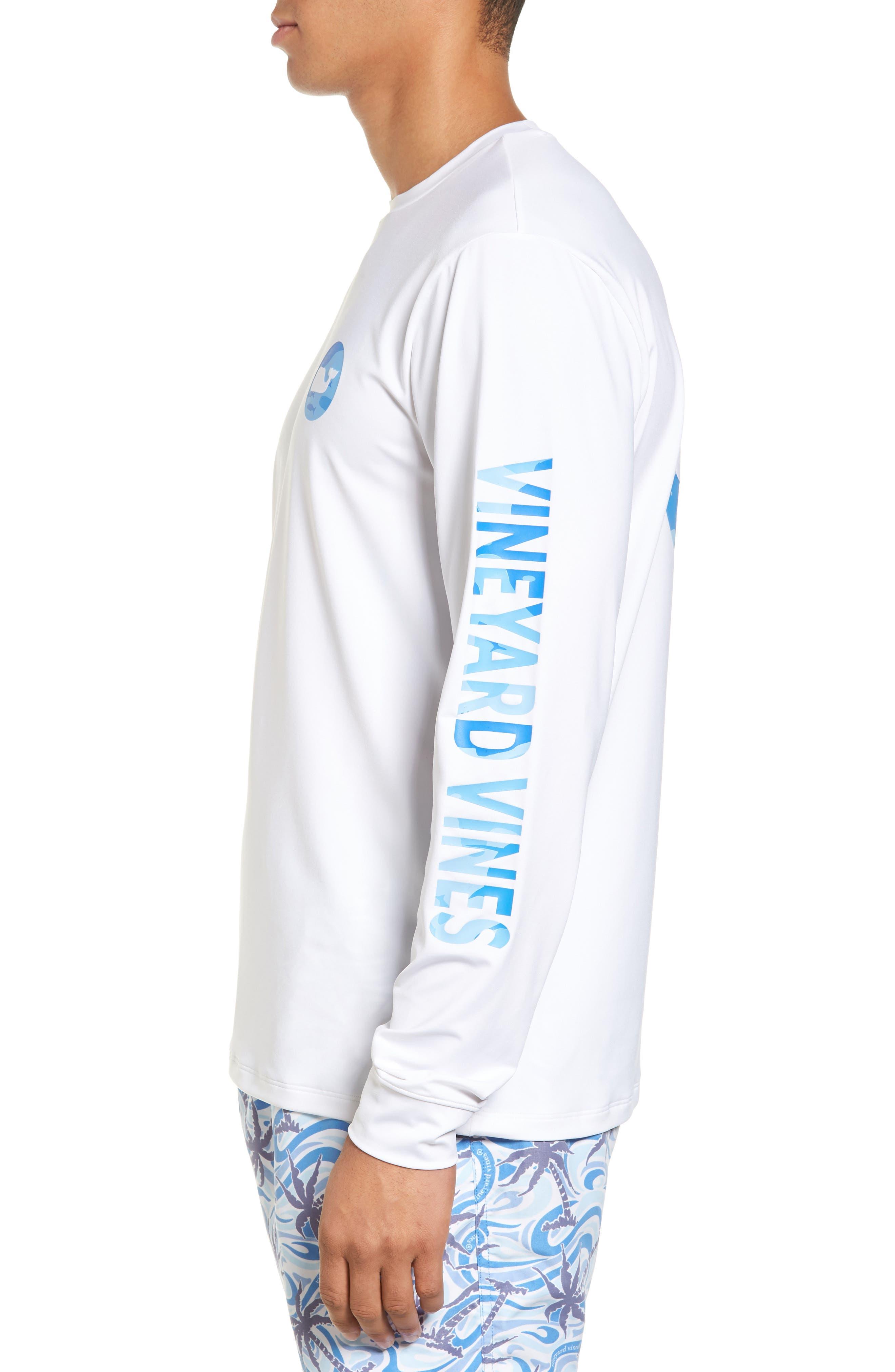 Alternate Image 3  - vineyard vines Marlin Whale Dot Performance T-Shirt