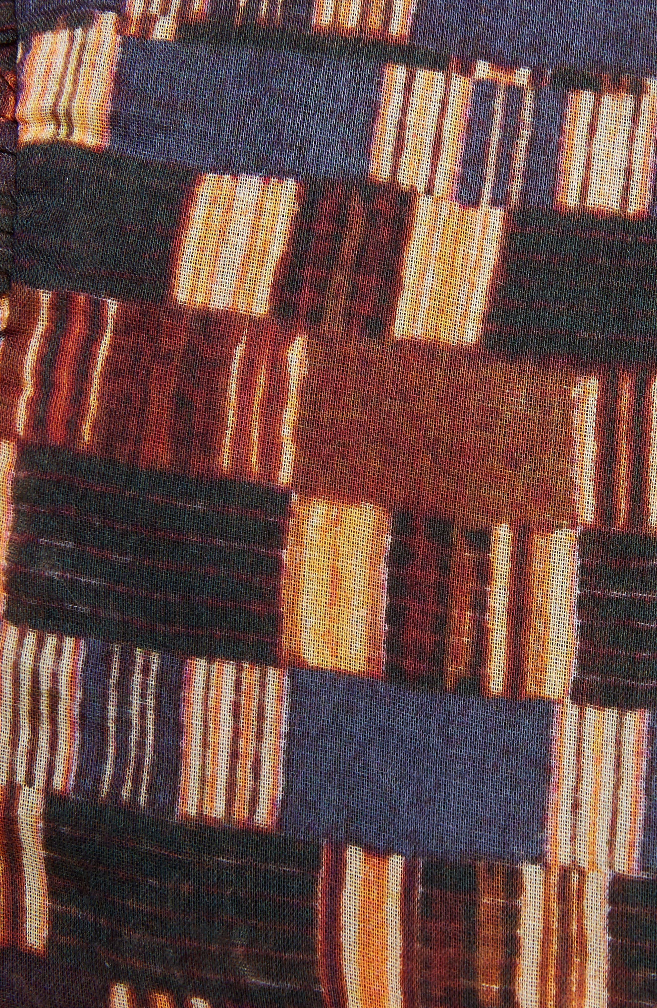 Alternate Image 4  - Isabel Marant Étoile Niloh Print Cotton Romper