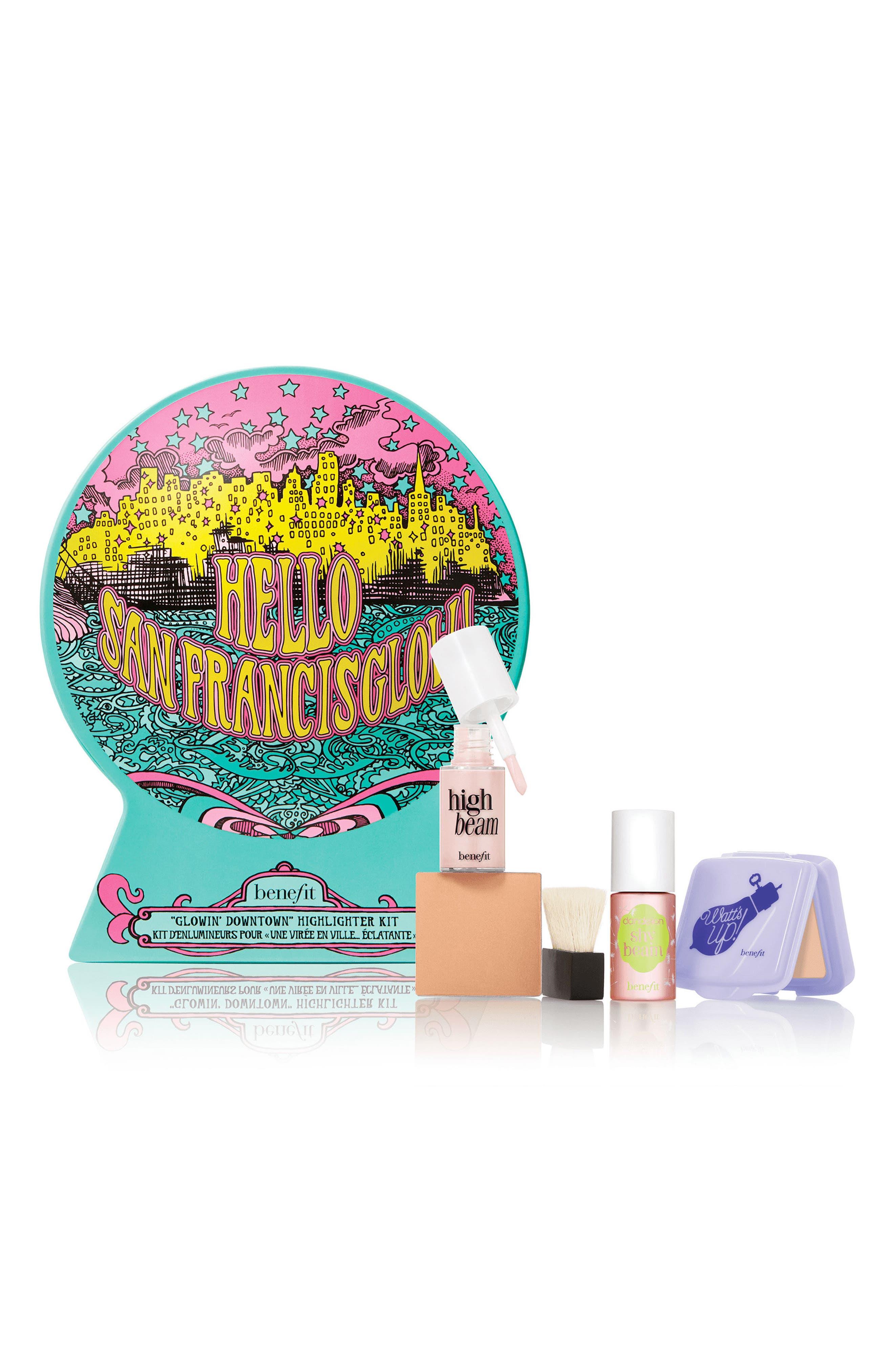 Main Image - Benefit Hello, San FrancisGLOW! Highlighter Kit ($44 Value)