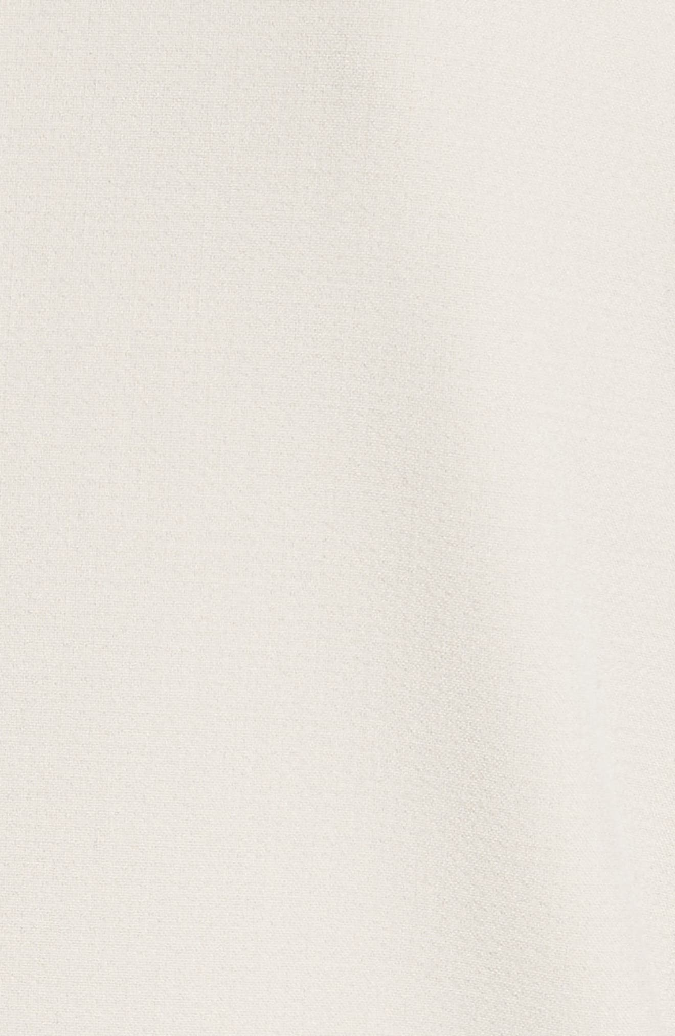Alternate Image 5  - Armani Collezioni Crepe Jacket