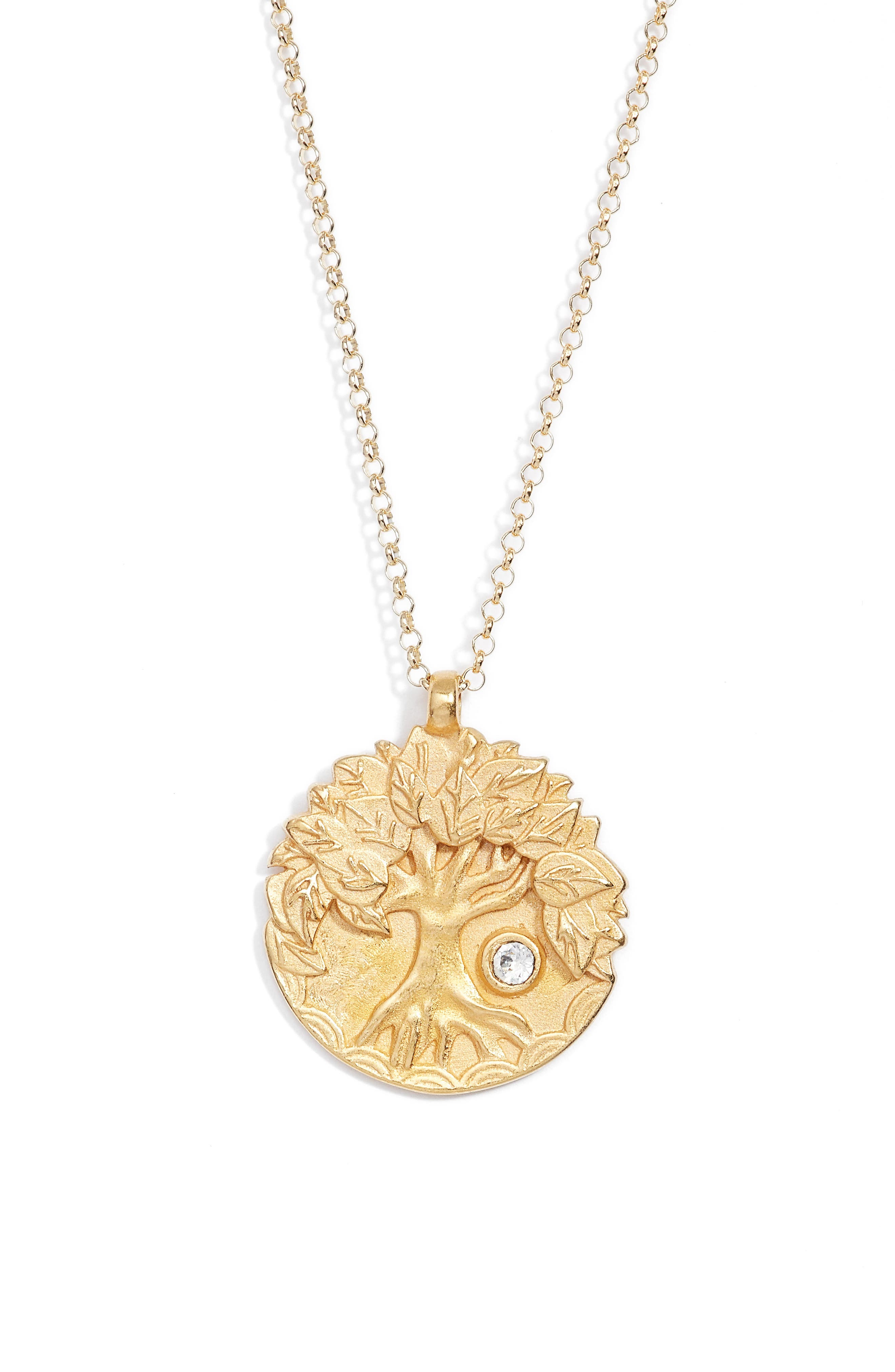 Alternate Image 3  - Dogeared The Legacy Collection - Lift Up Your Eyes Upon... Pendant Necklace