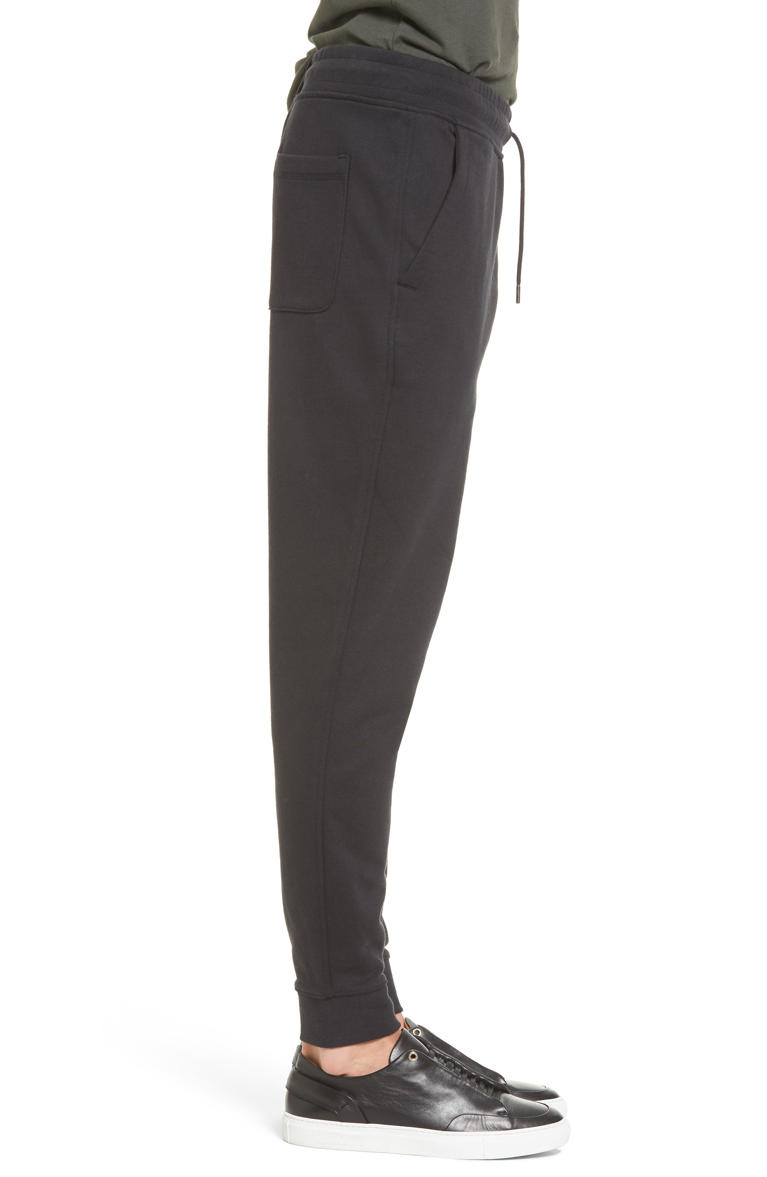 Alternate Image 3  - Everlane The Classic French Terry Sweatpants