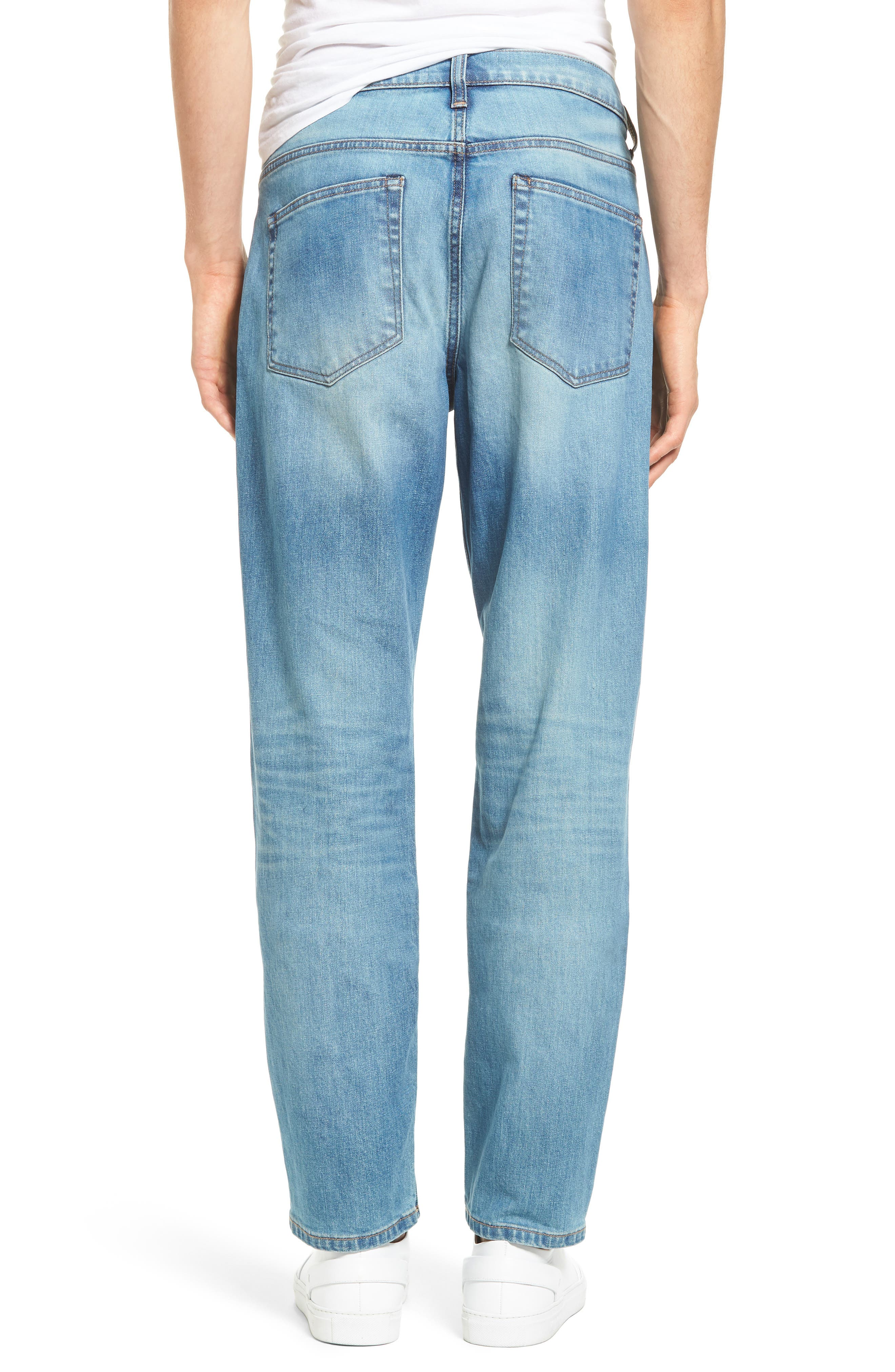 Alternate Image 2  - Everlane The Straight Fit Jeans