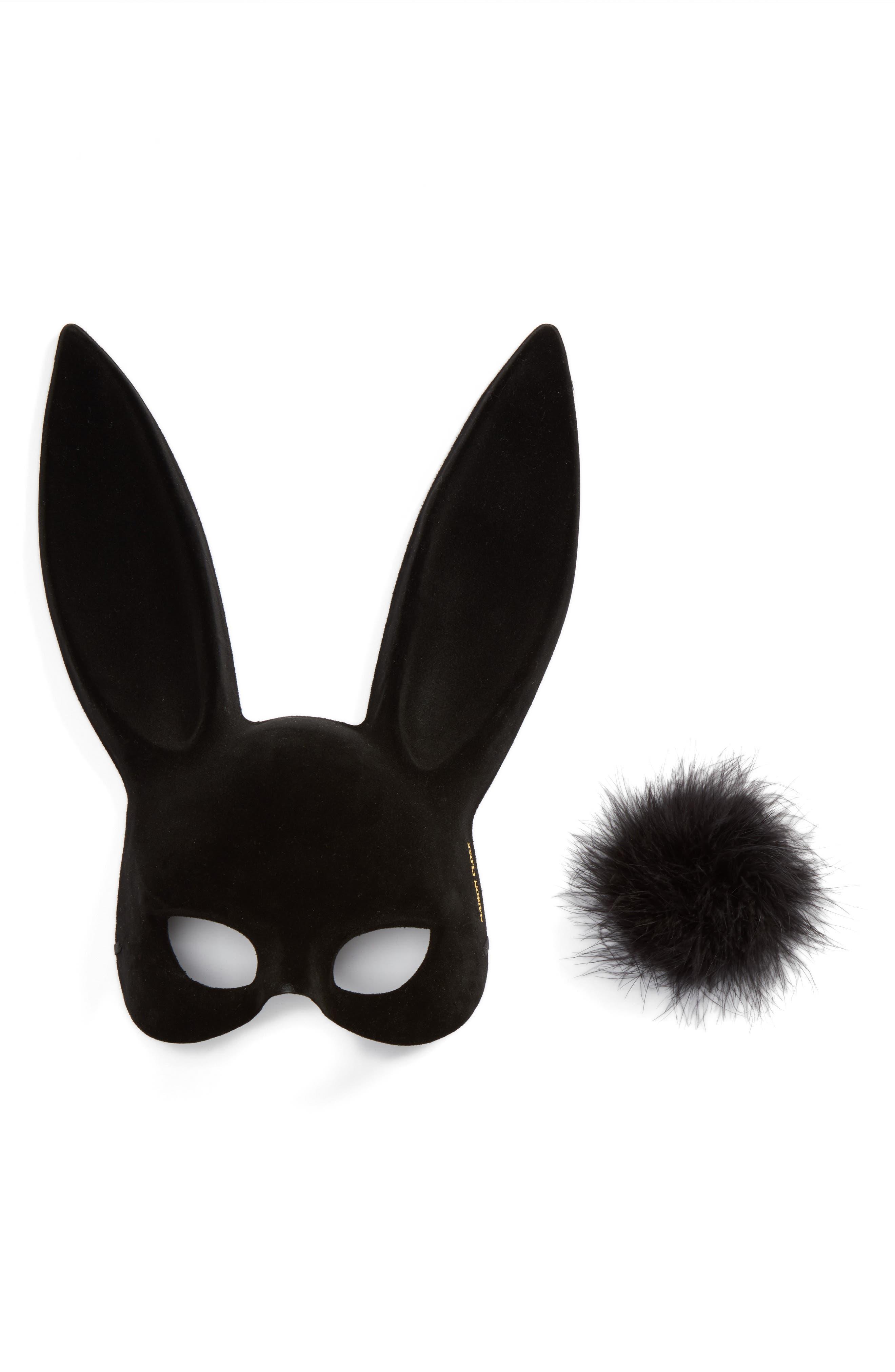 Maison Close Bunny Mask & Tail