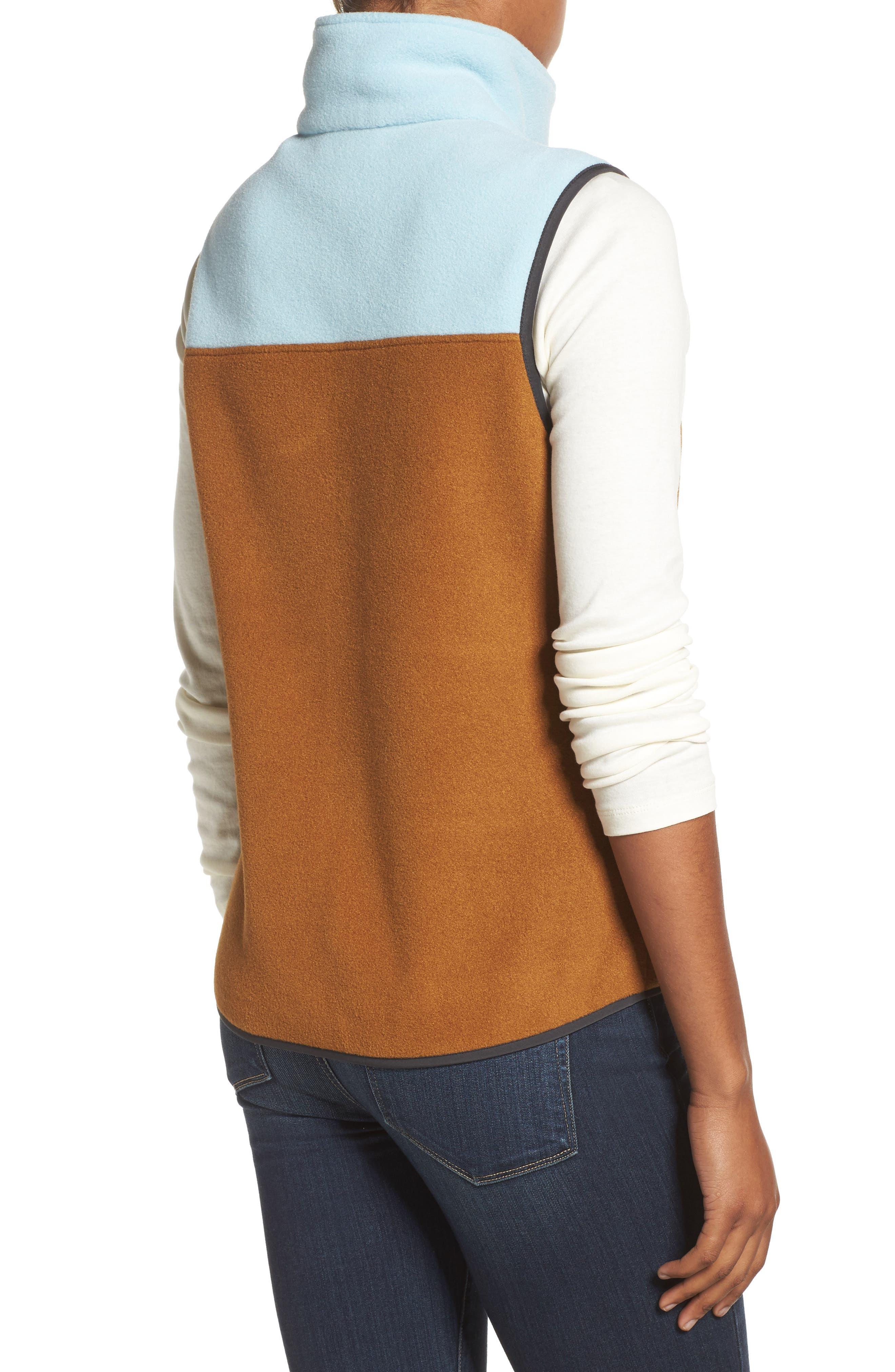 Alternate Image 2  - Patagonia Snap-T® Fleece Vest
