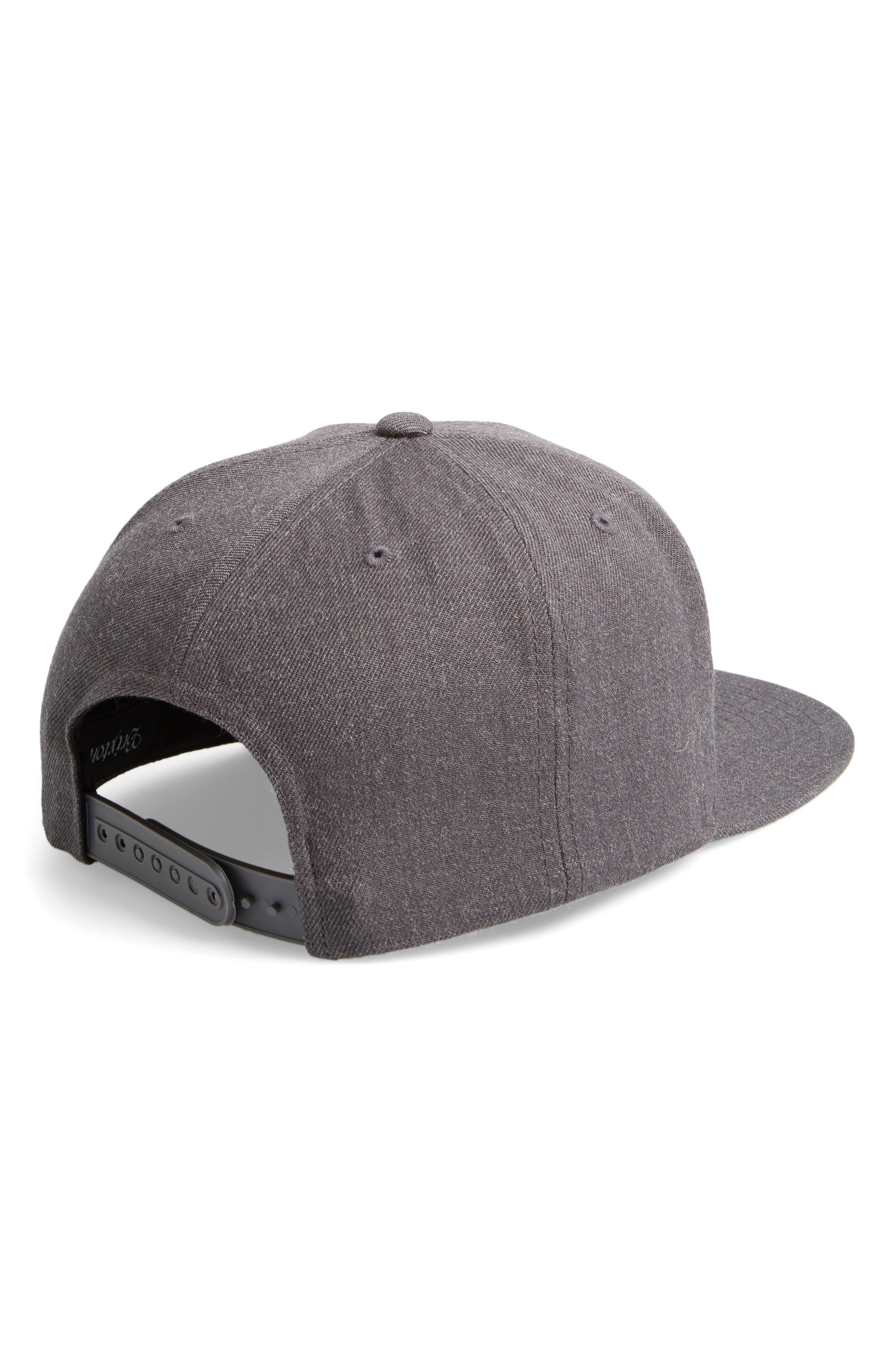 Alternate Image 2  - Brixton 'Wheeler' Snapback Cap