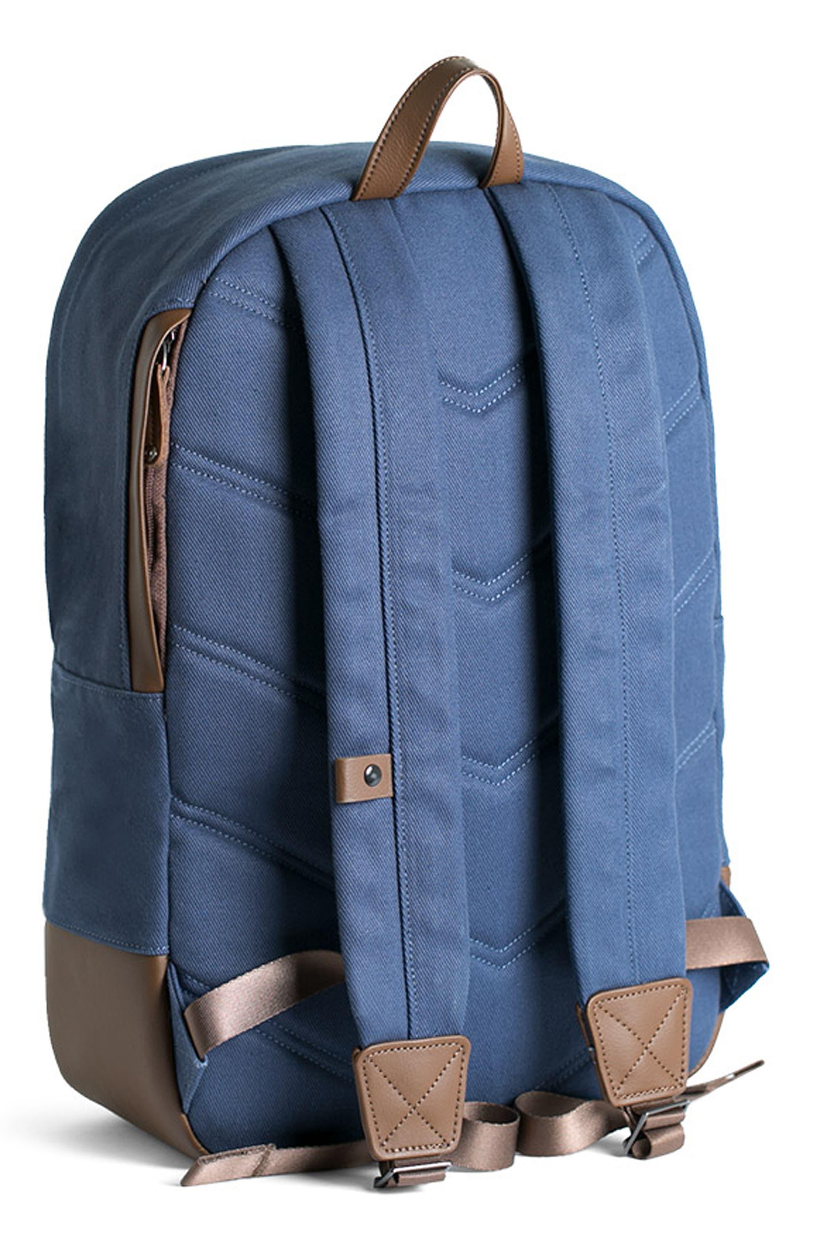 Alternate Image 2  - Vessel Refined Backpack