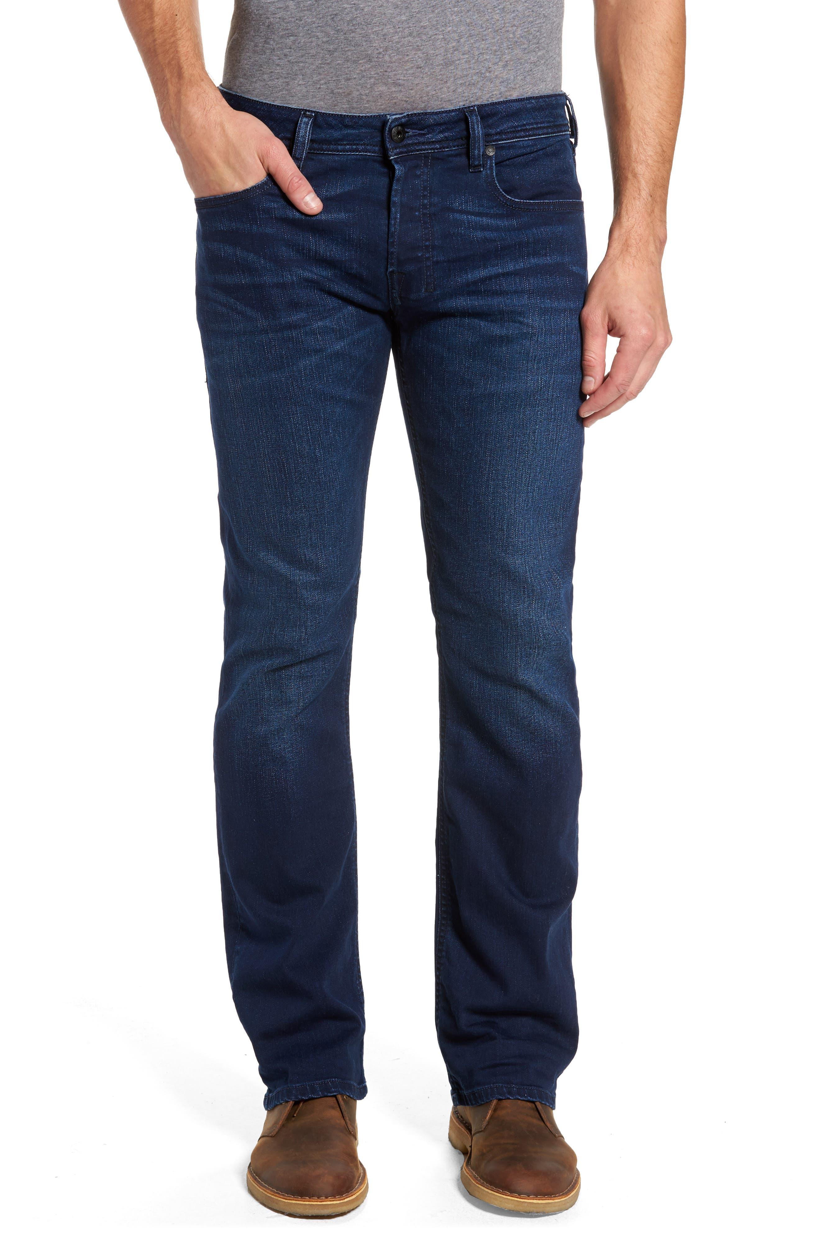 Main Image - DIESEL® Zatiny Bootcut Jeans (84HJ)