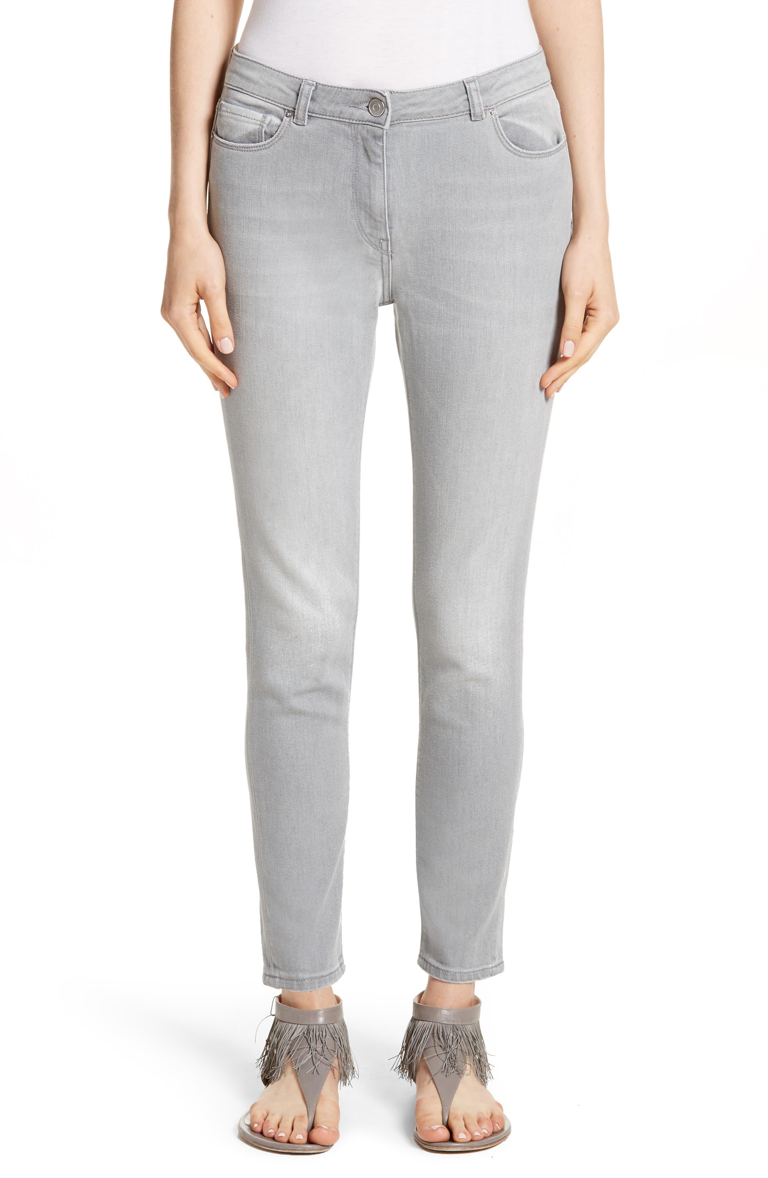 Fabiana Filippi Stretch Skinny Jeans