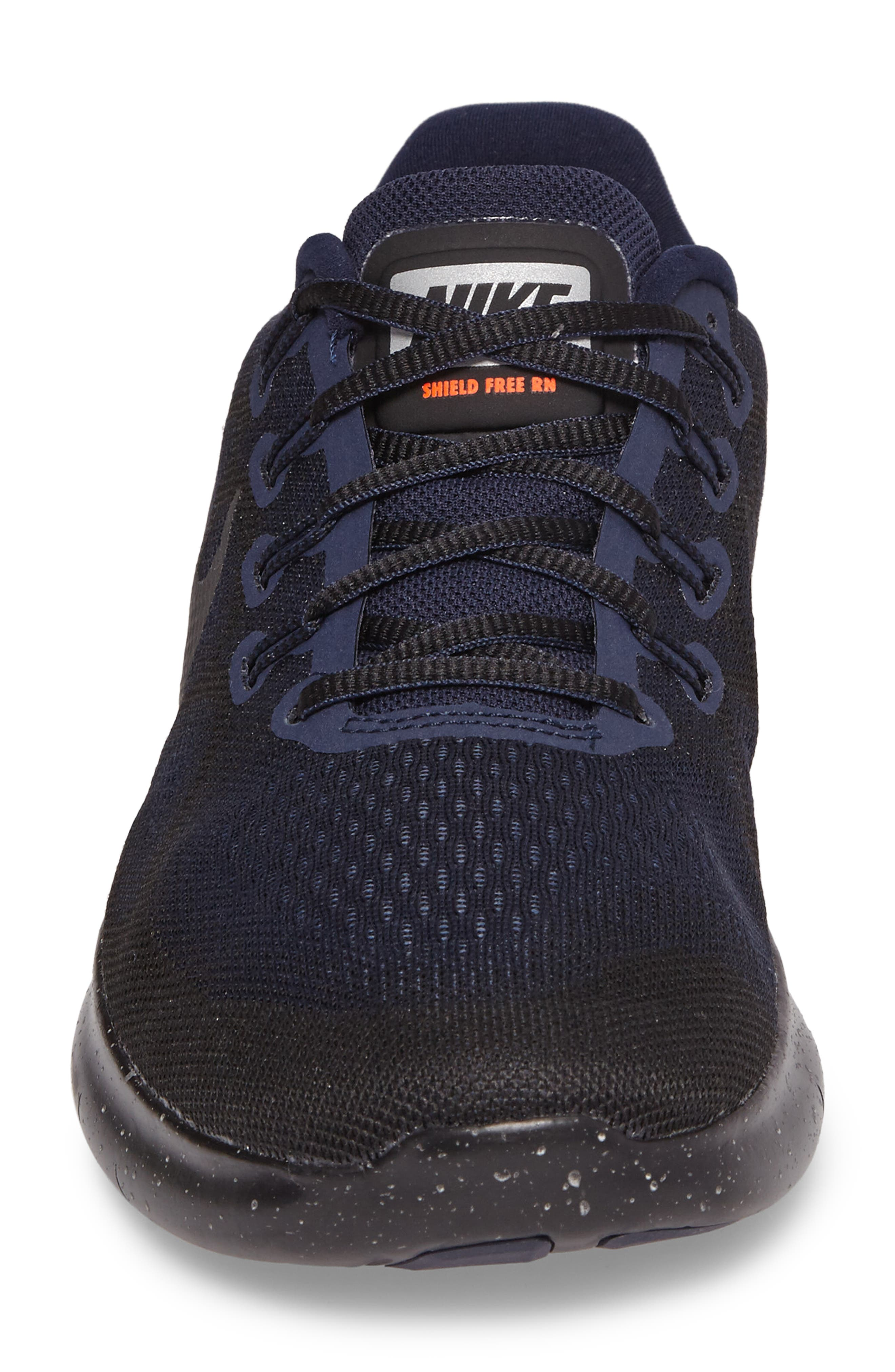 Alternate Image 4  - Nike Free RN 2017 Shield Water-Repellent Training Shoe (Men)