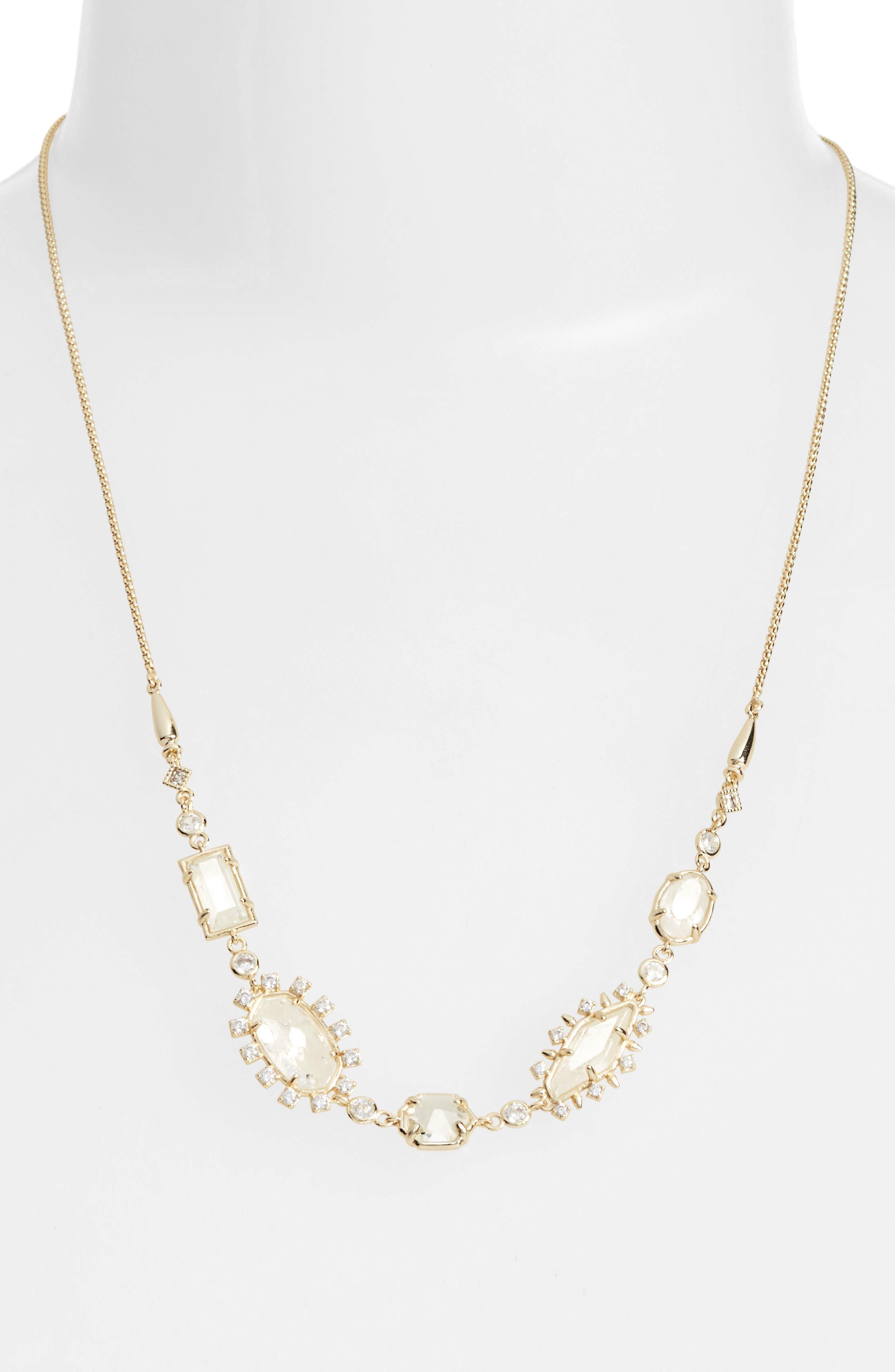 Kendra Scott June Convertible Necklace