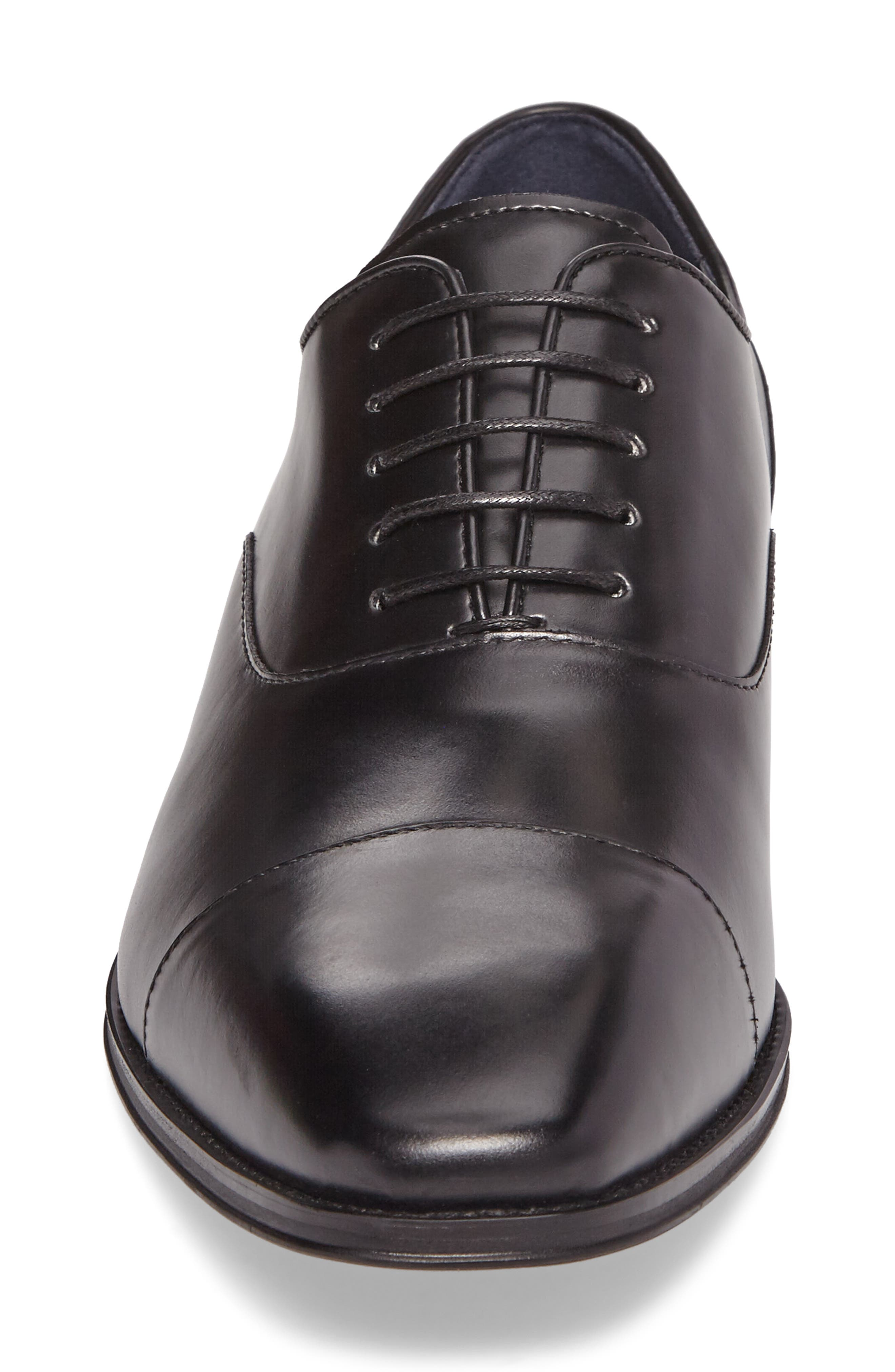 Alternate Image 4  - Kenneth Cole Reaction Cap Toe Oxford (Men)