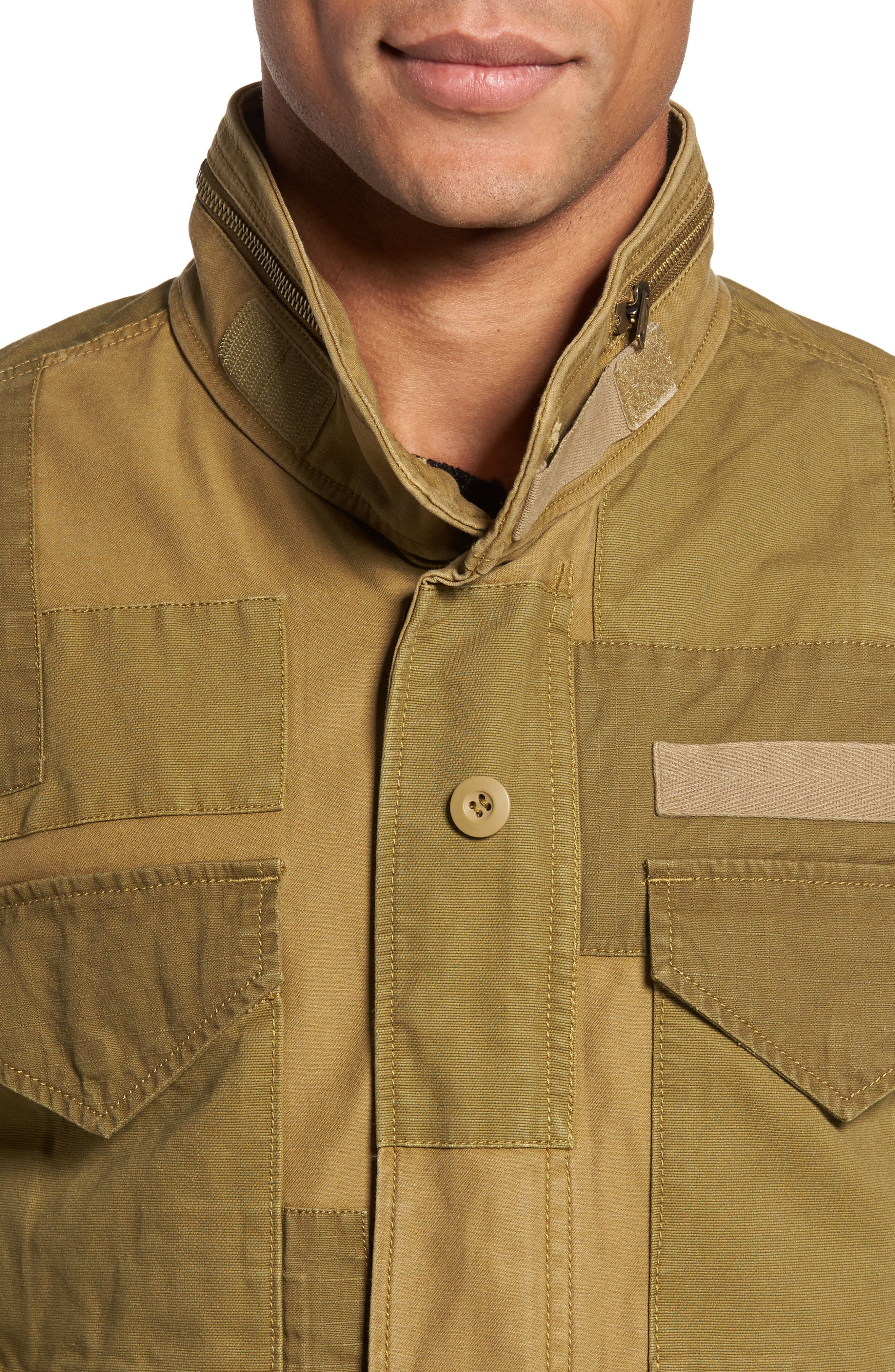 Alternate Image 4  - Alpha Industries M-65 Construct Field Jacket