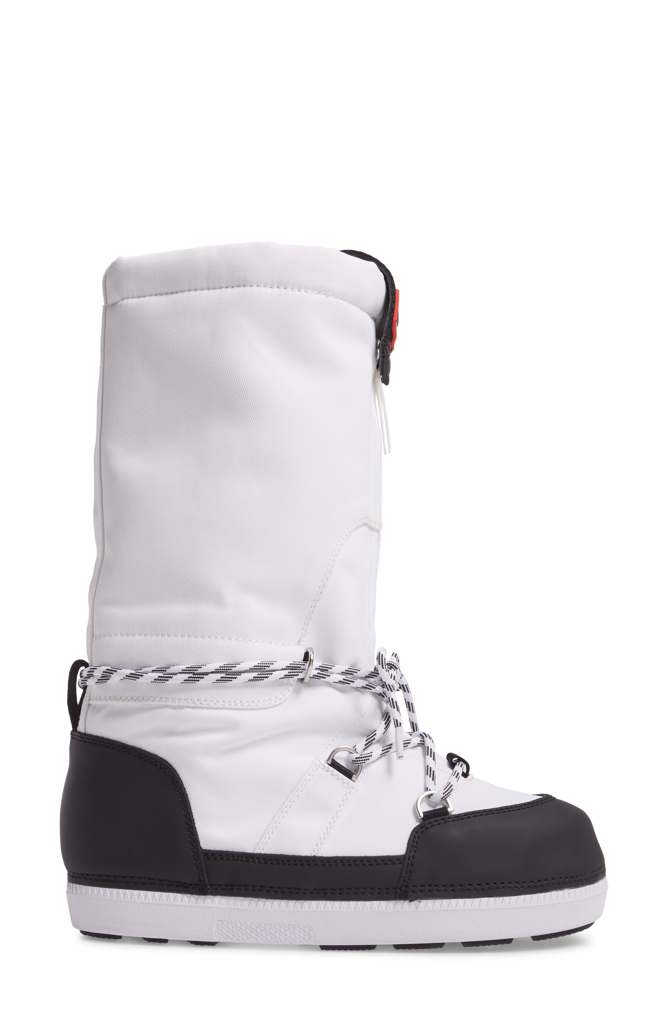 Alternate Image 2  - Hunter Original Waterproof Snow Boot (Women)