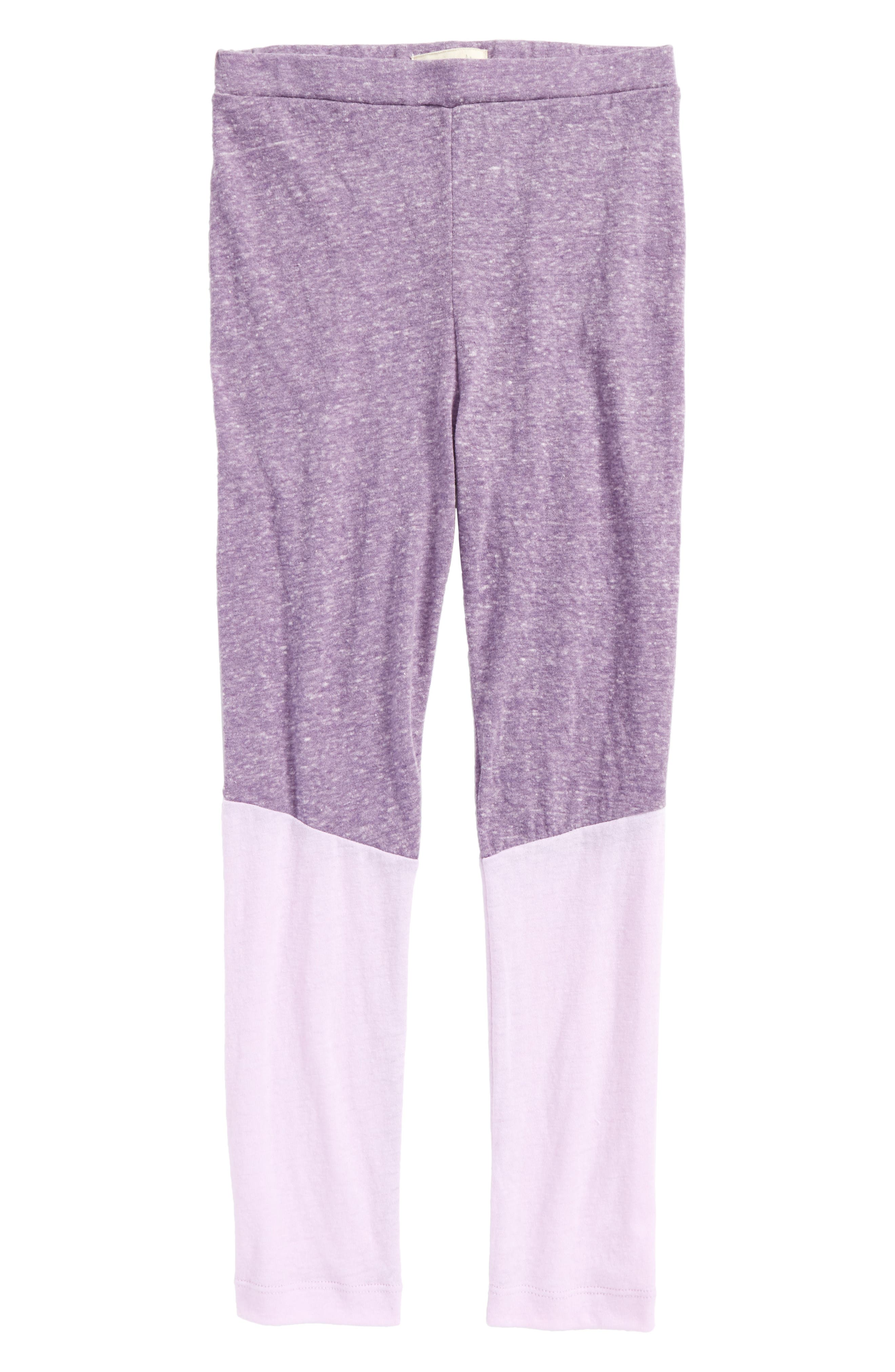 Miki Miette Austen Color Block Leggings (Toddler Girls & Little Girls)