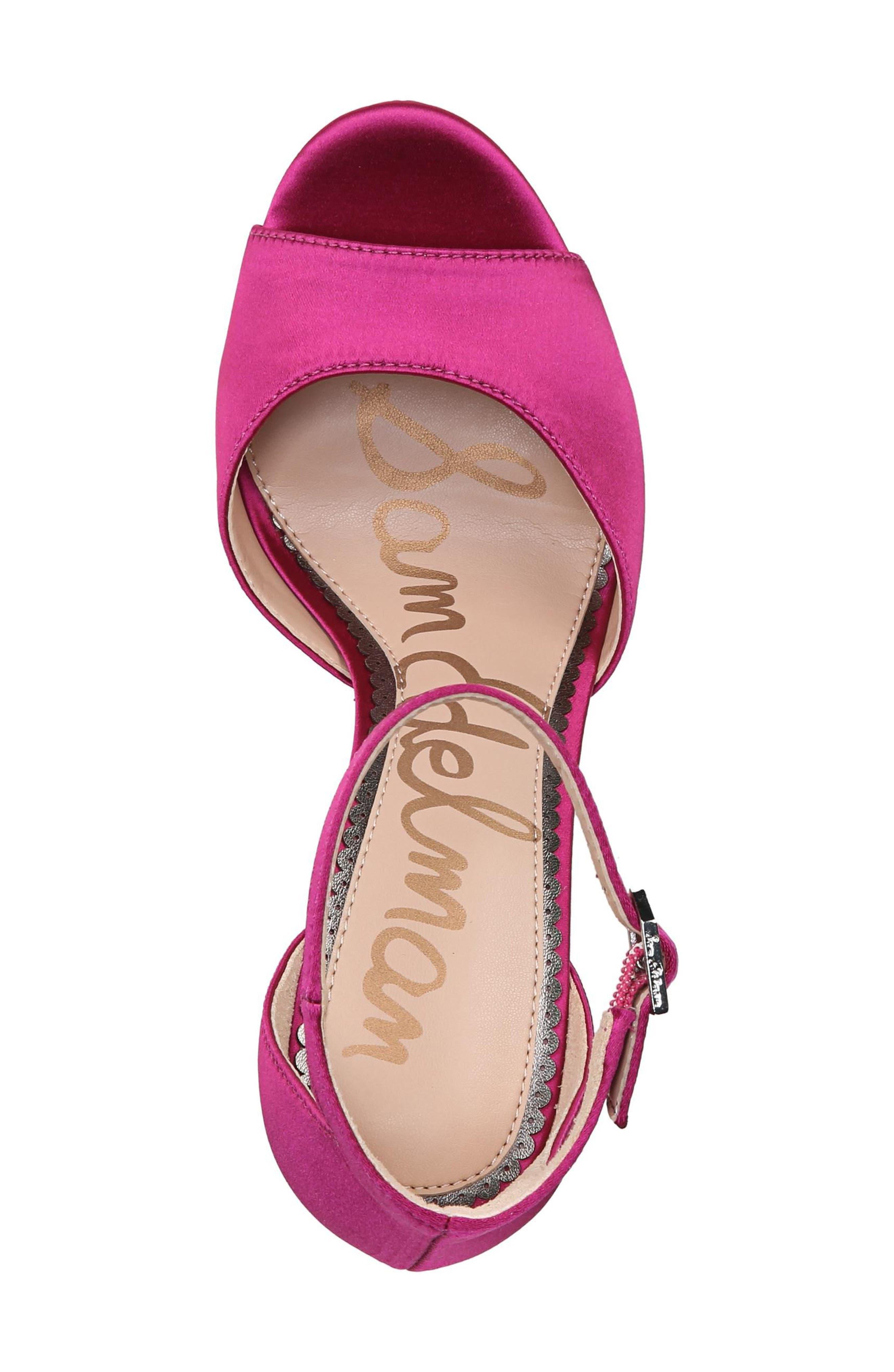Alternate Image 5  - Sam Edelman Wallace Platform Sandal (Women)