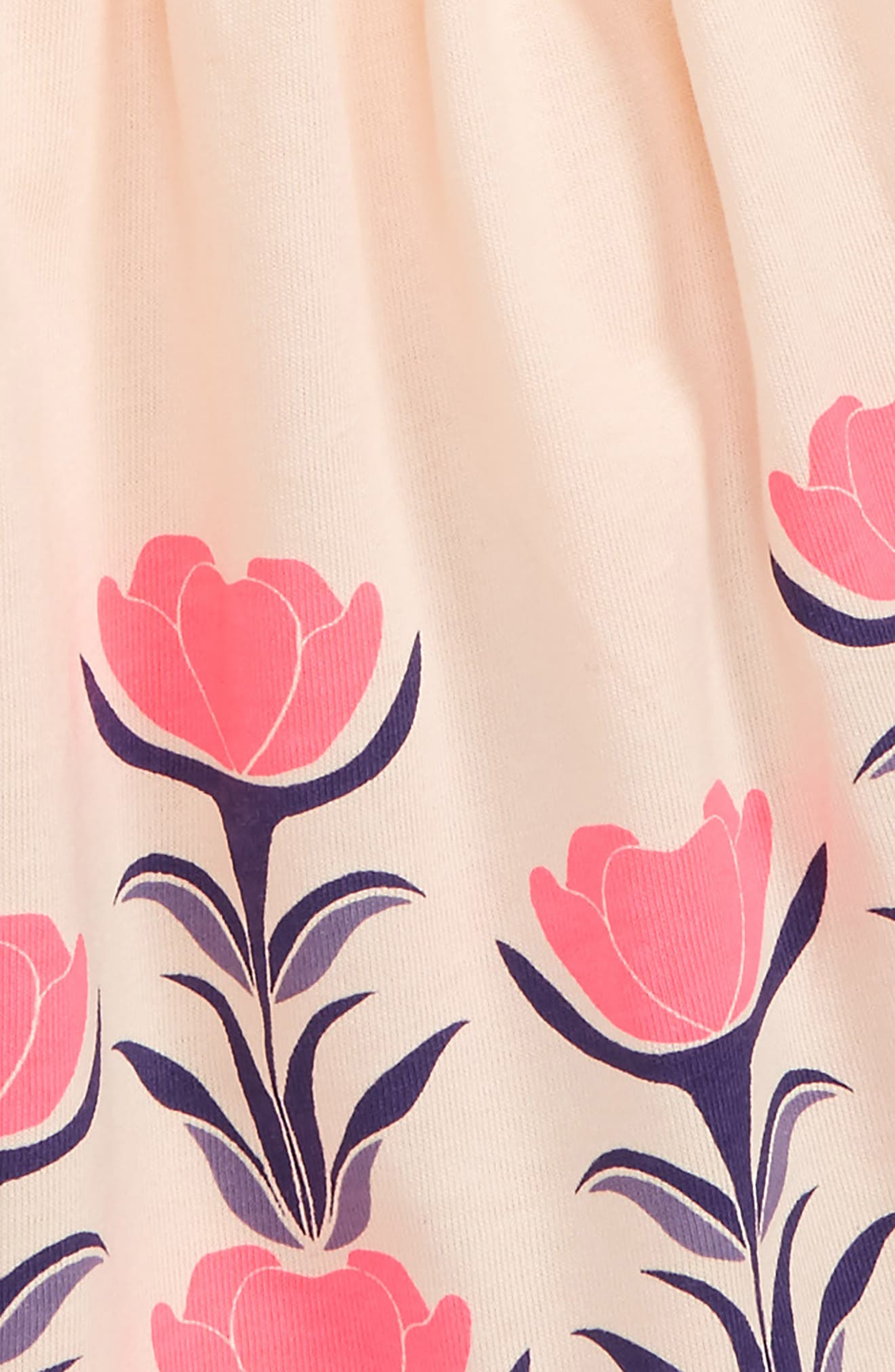Malin Dress,                             Alternate thumbnail 2, color,                             Soft Peach