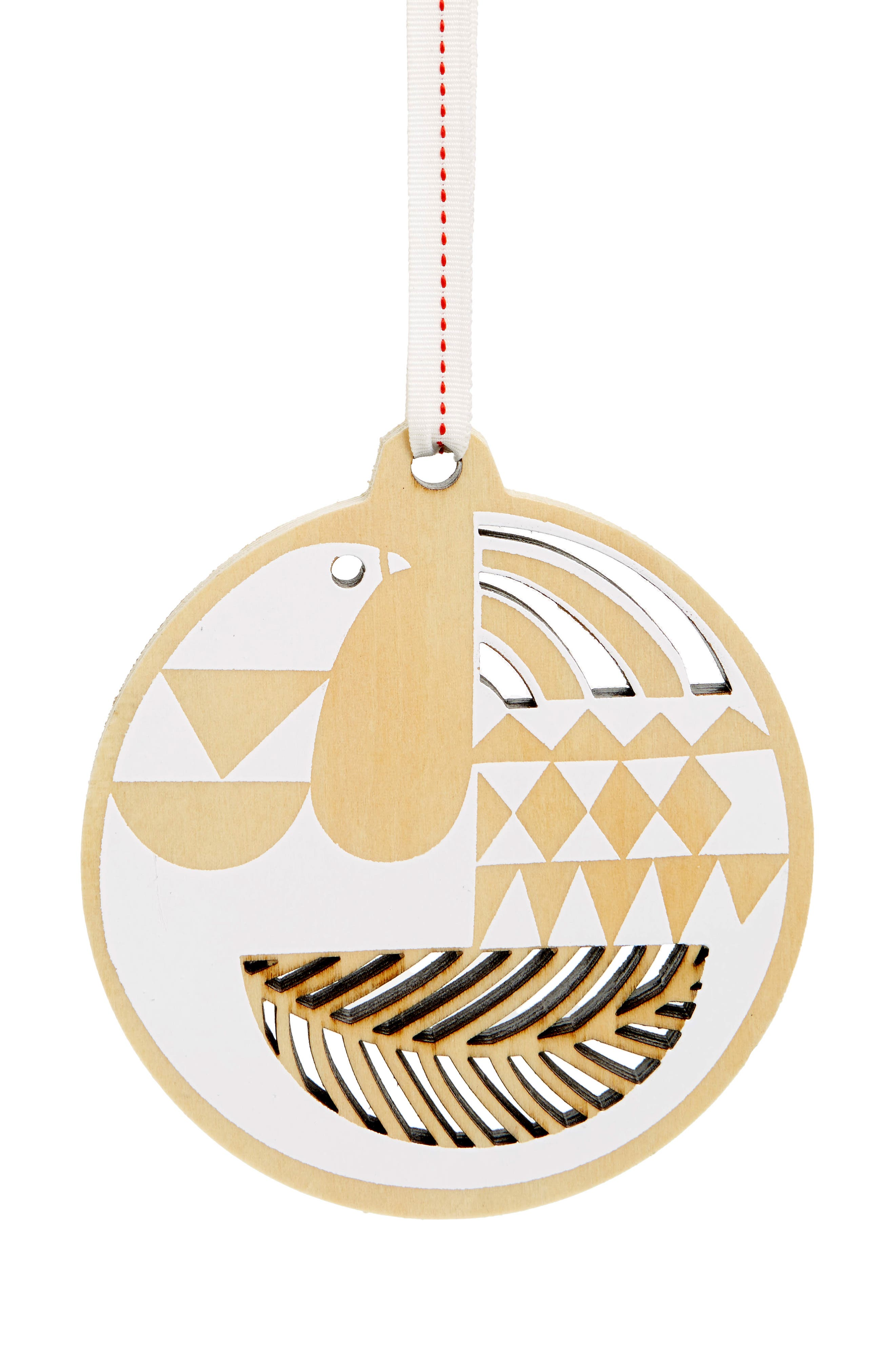 Alternate Image 1 Selected - Nordstrom at Home Village Ornament