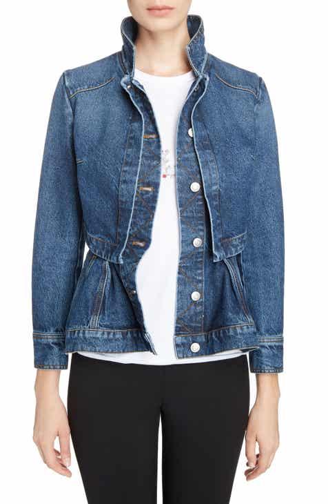 0b917d391 Alexander McQueen Women s Blazers   Jackets Clothing