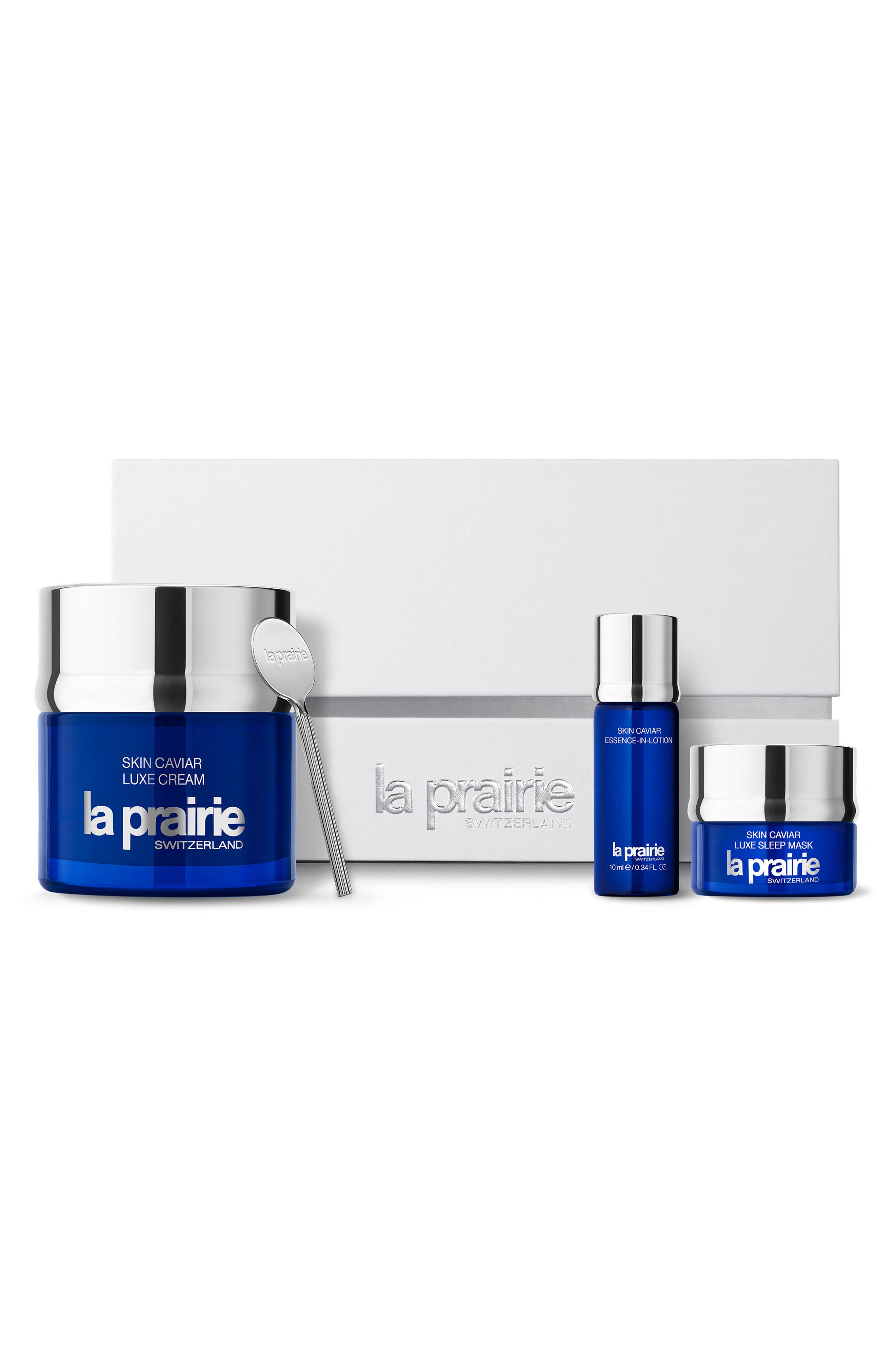 La Prairie Skin Caviar Precious Collection ($500 Value)