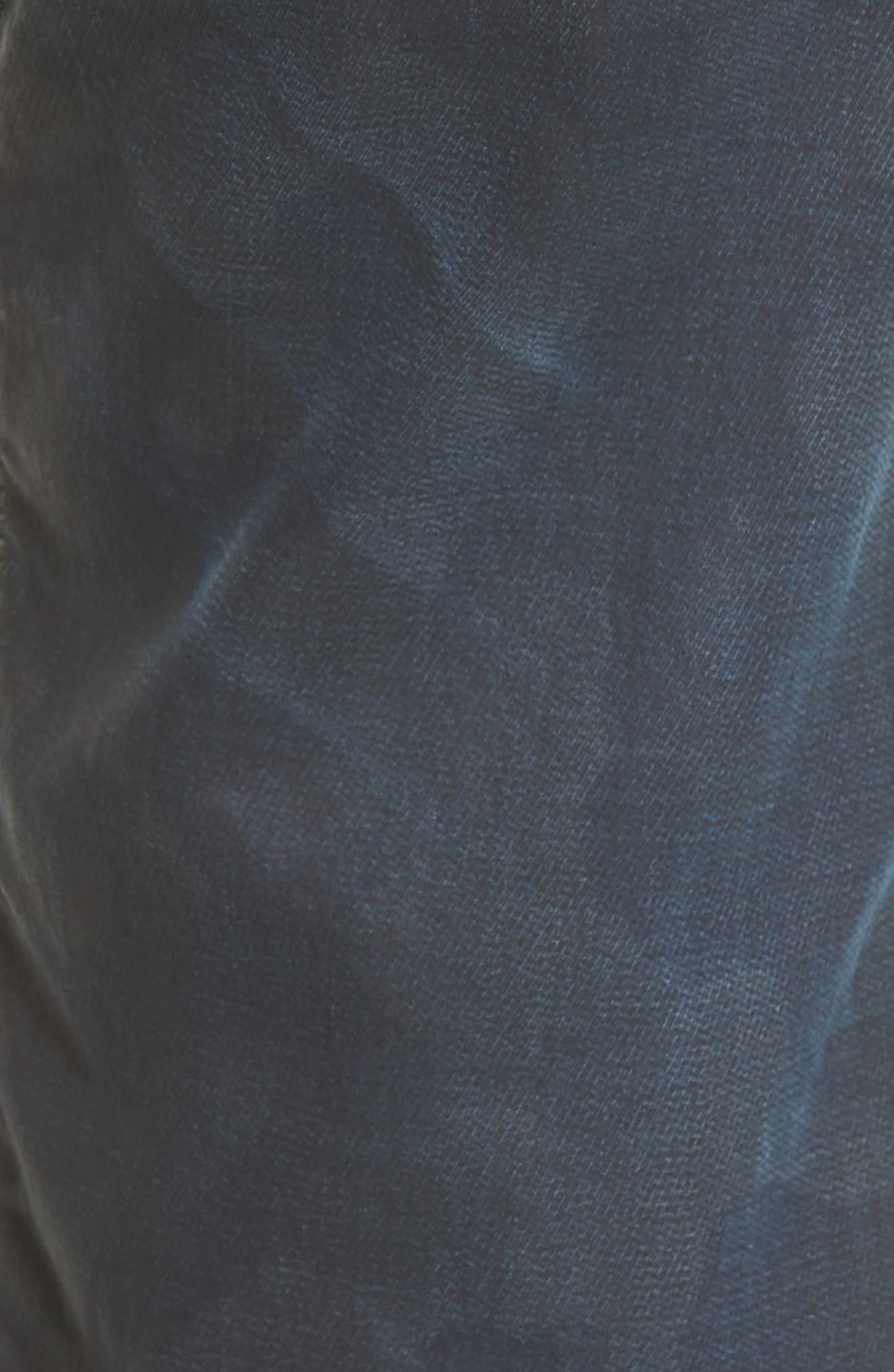 Alternate Image 5  - DIESEL® Narrot Slouchy Skinny Fit Jeans