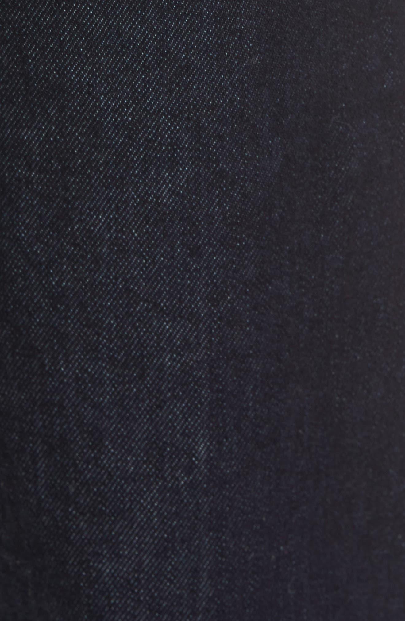 Brixton Slim Straight Leg Jeans,                             Alternate thumbnail 5, color,                             Halford