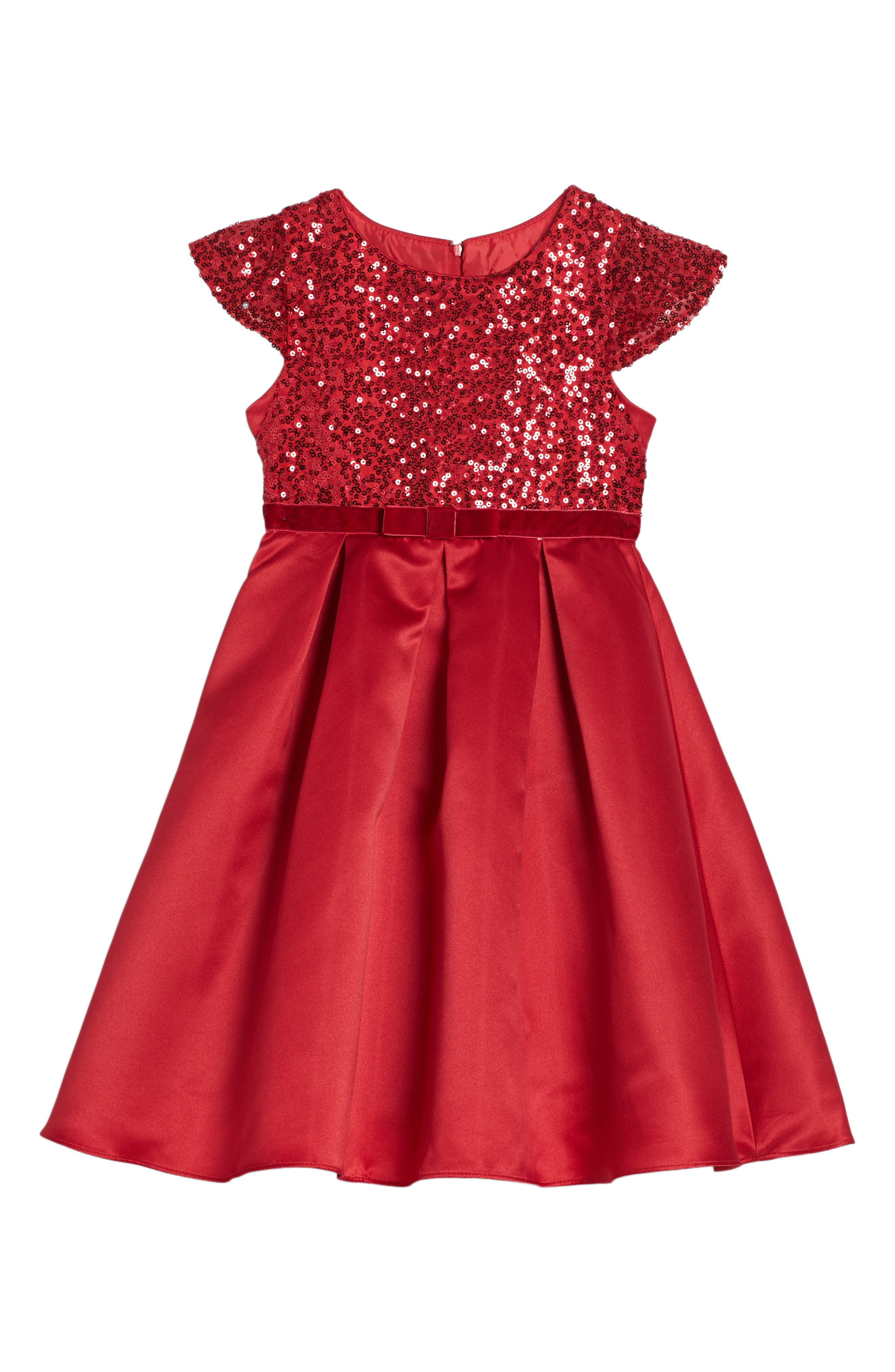 Dorissa Jennifer Dress (Toddler Girls, Little Girls & Big Girls)