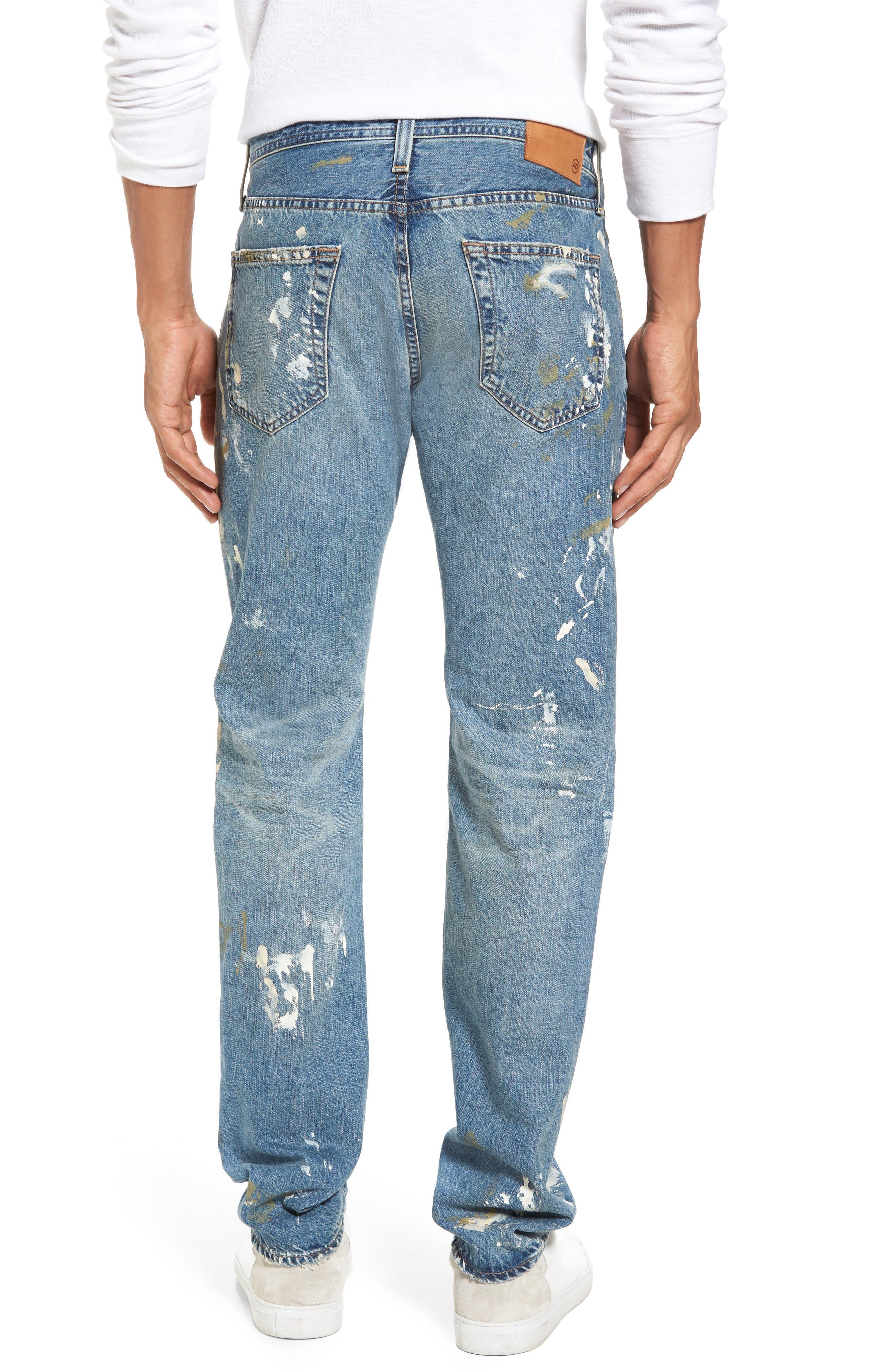 Tellis Modern Slim Fit Jeans,                             Alternate thumbnail 2, color,                             18 Years Carpenter