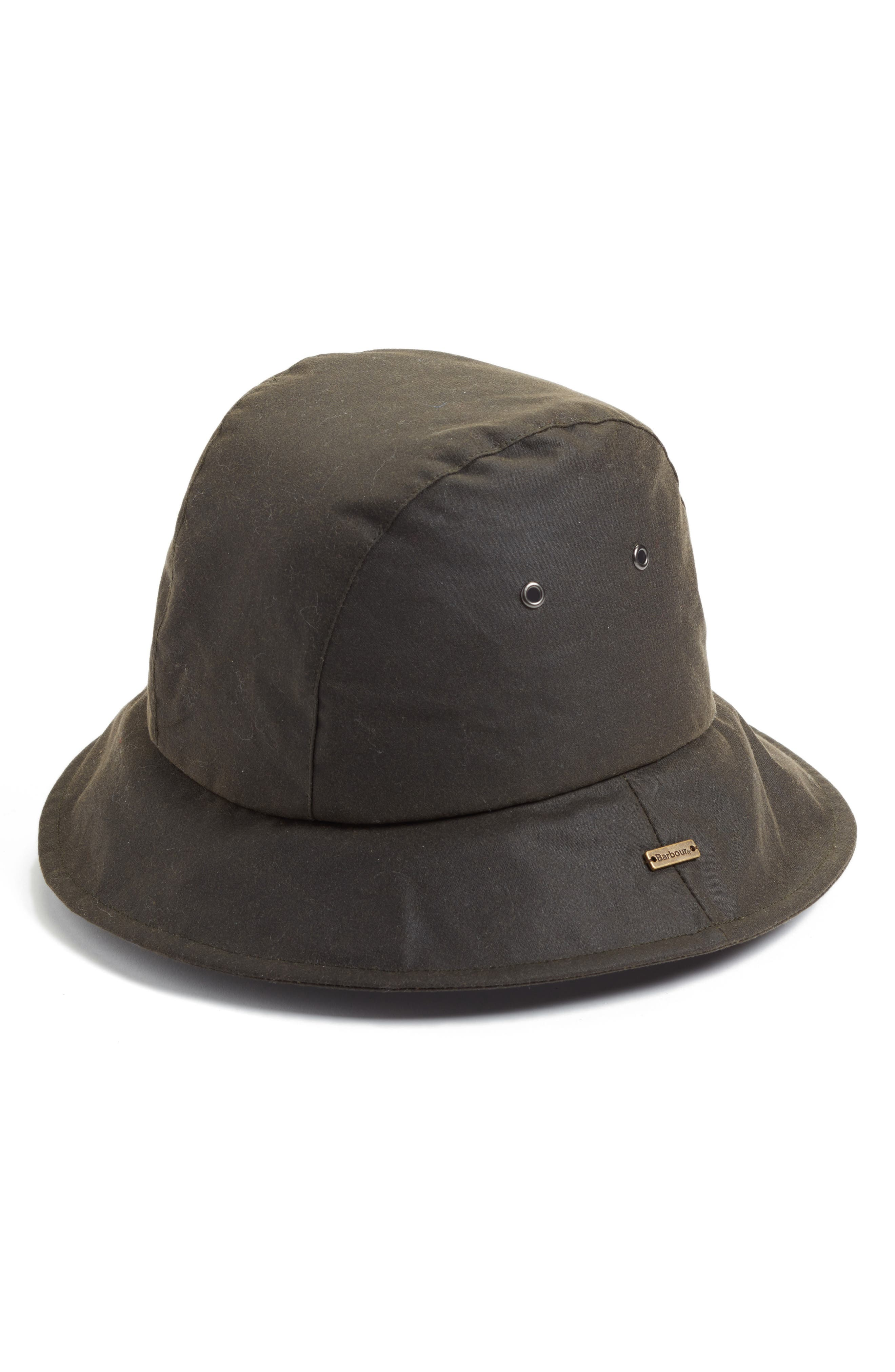 Barbou Sou Wester Bucket Hat