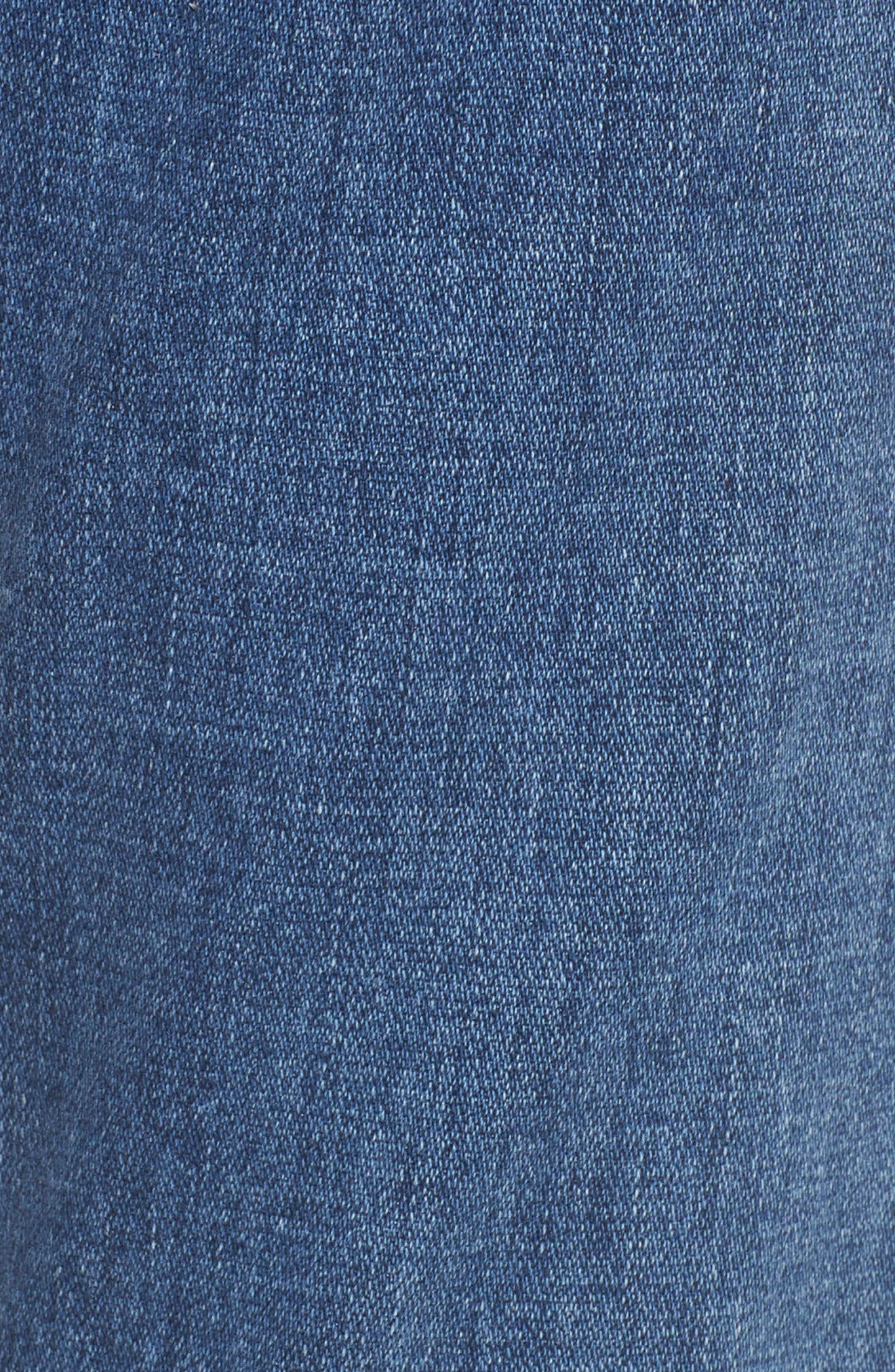 Step Hem Ankle Skinny Jeans,                             Alternate thumbnail 5, color,                             Fillmore