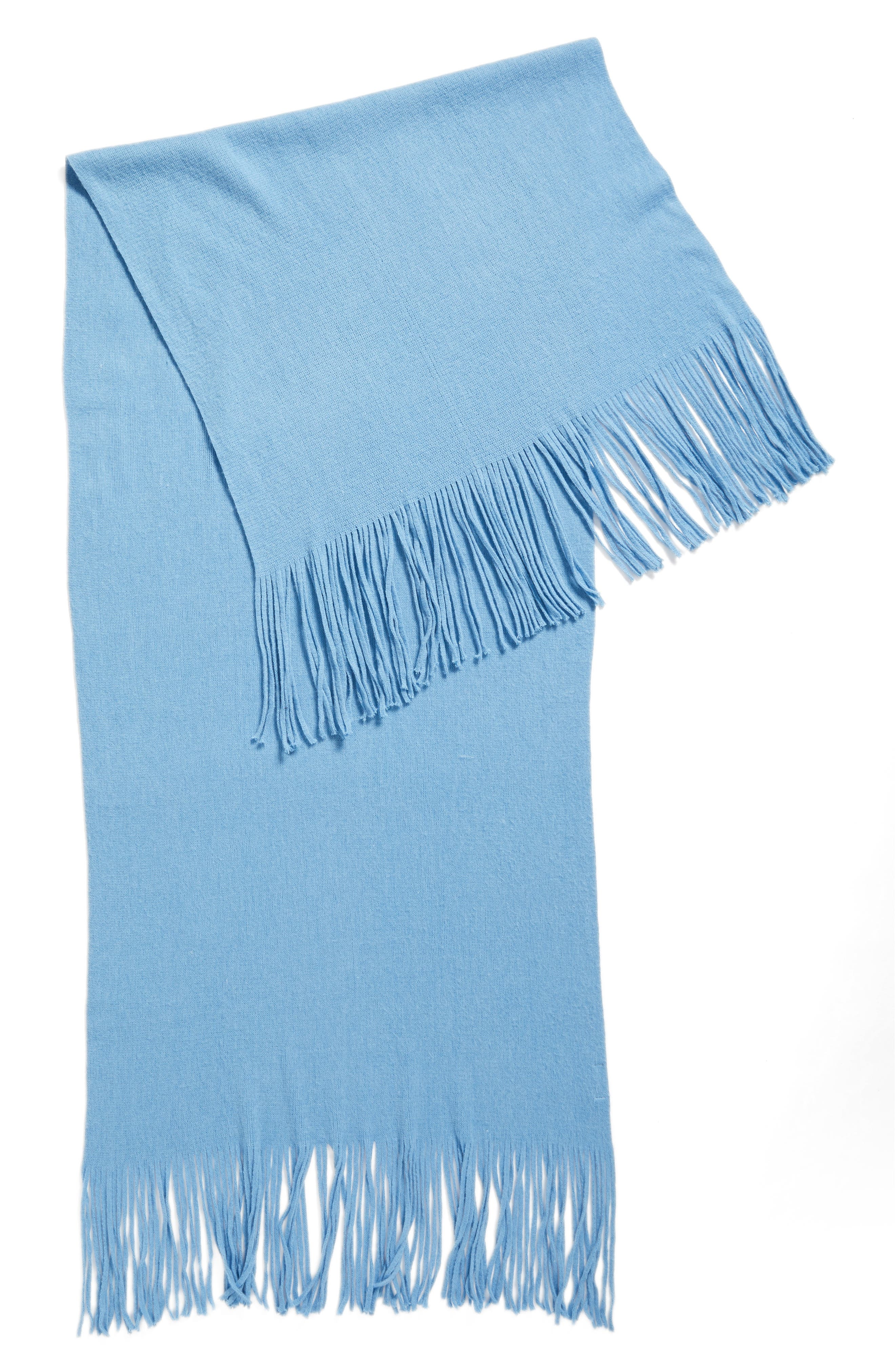 Alternate Image 2  - Free People Kolby Brushed Scarf